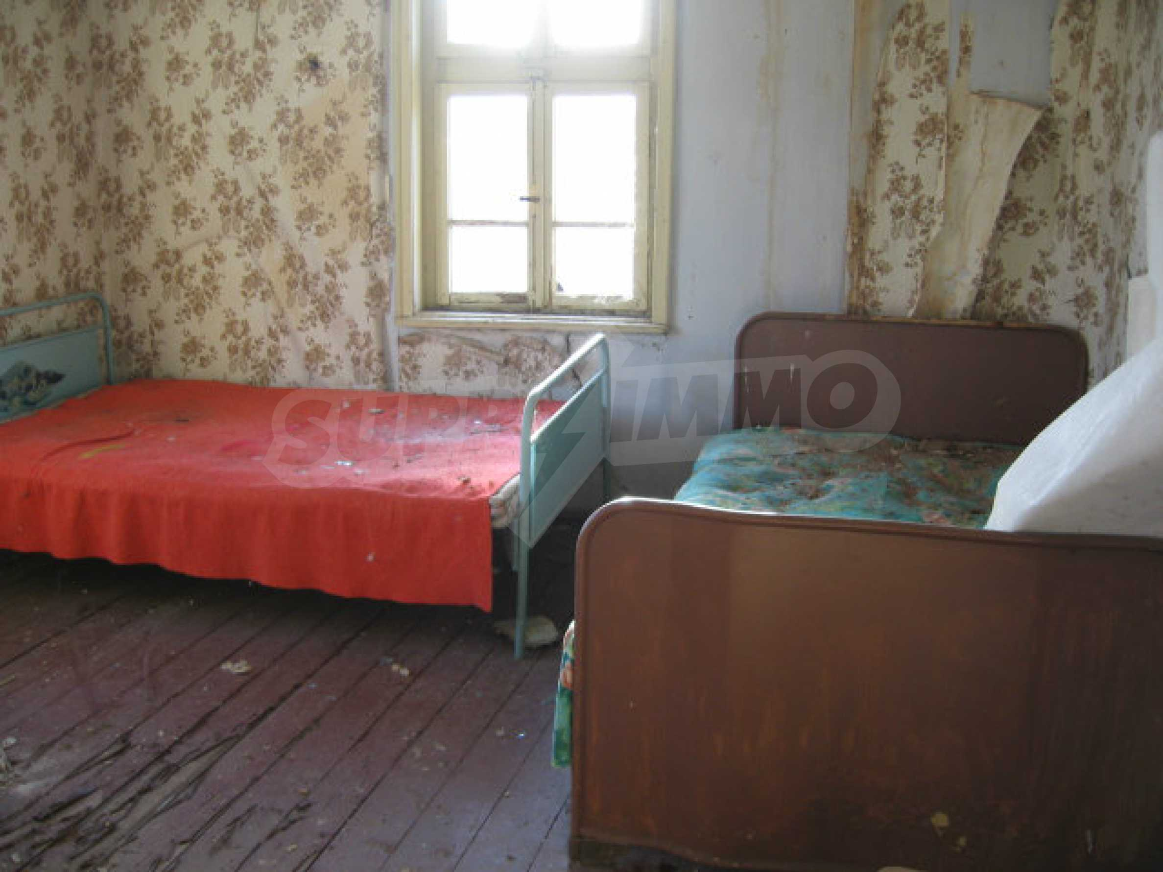 Sunny two-storey house with yard near the Tundzha river and Elhovo 13
