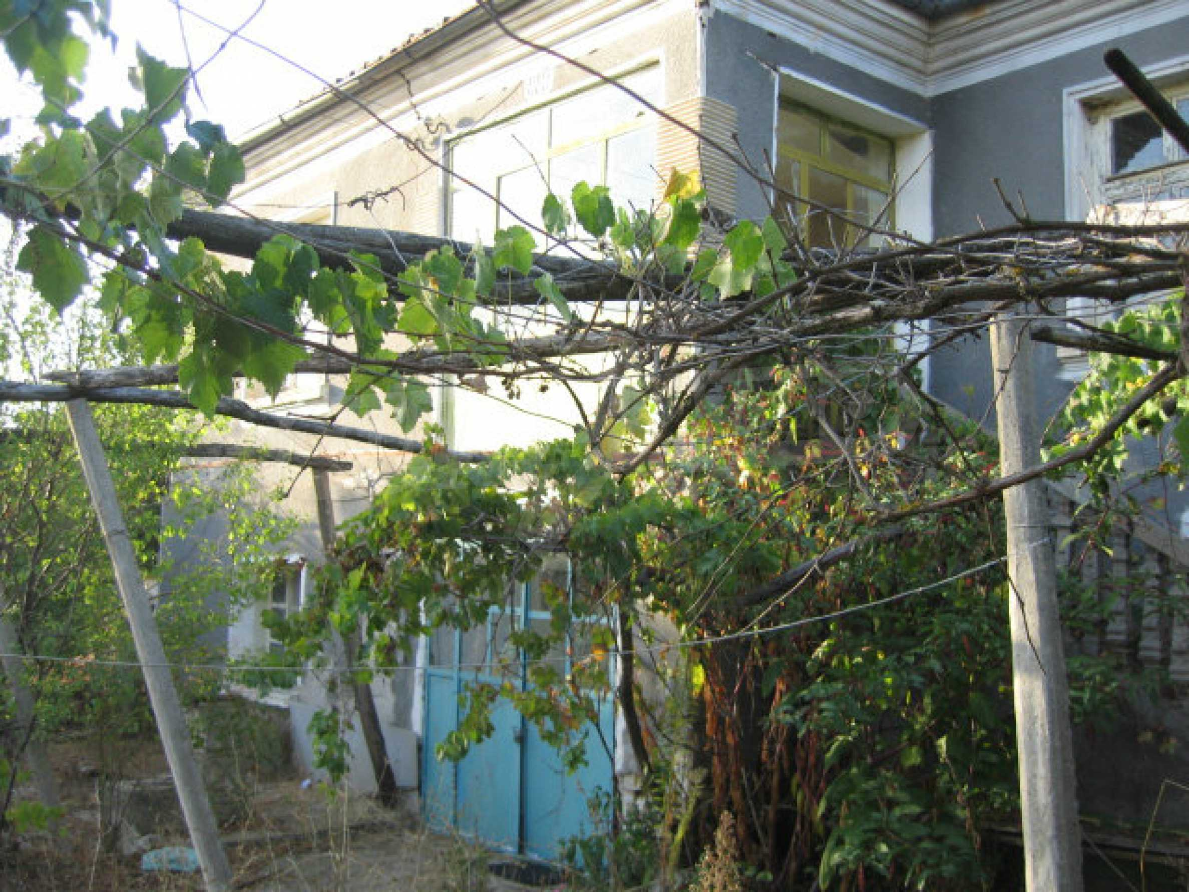 Sunny two-storey house with yard near the Tundzha river and Elhovo 20