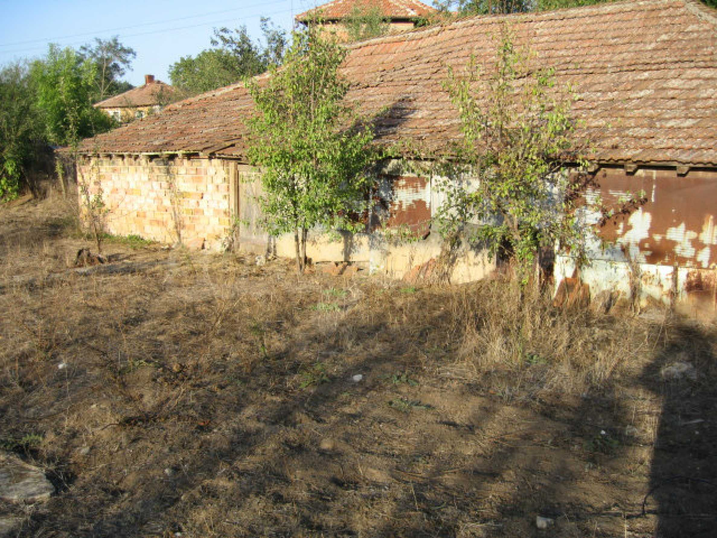 Sunny two-storey house with yard near the Tundzha river and Elhovo 25