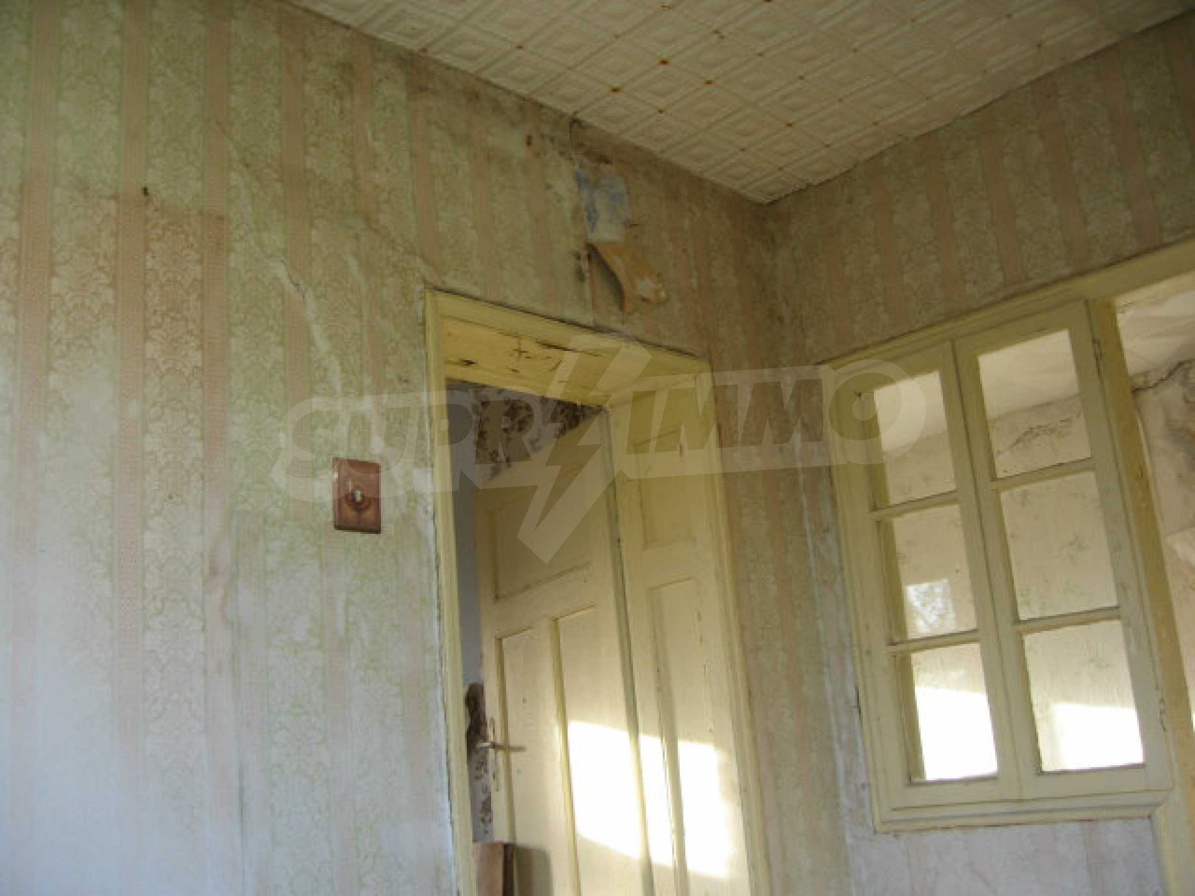 Sunny two-storey house with yard near the Tundzha river and Elhovo 5