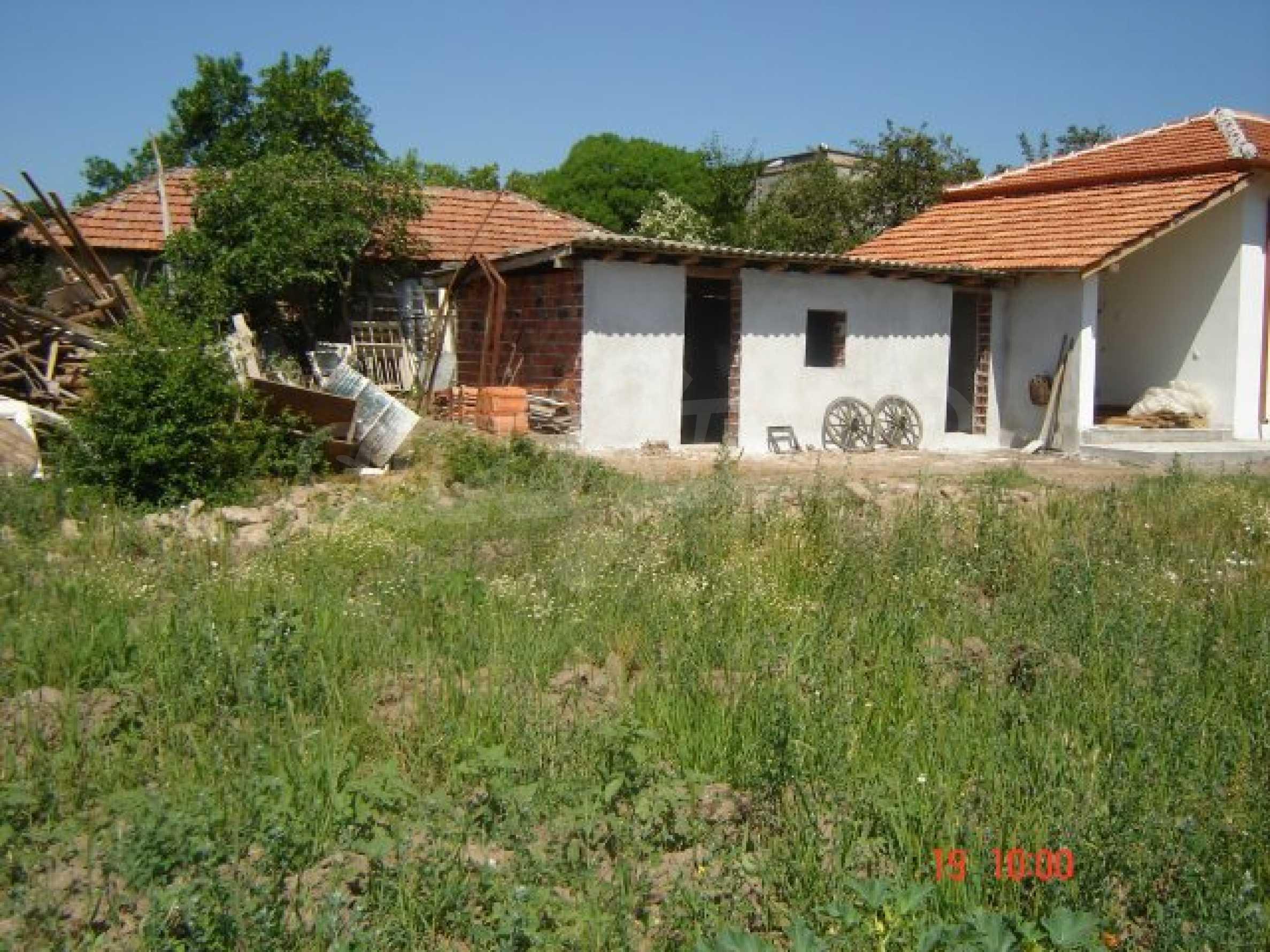 Neu gebautes Haus zum Verkauf in der Nähe von Ivaylovgrad Damm 2