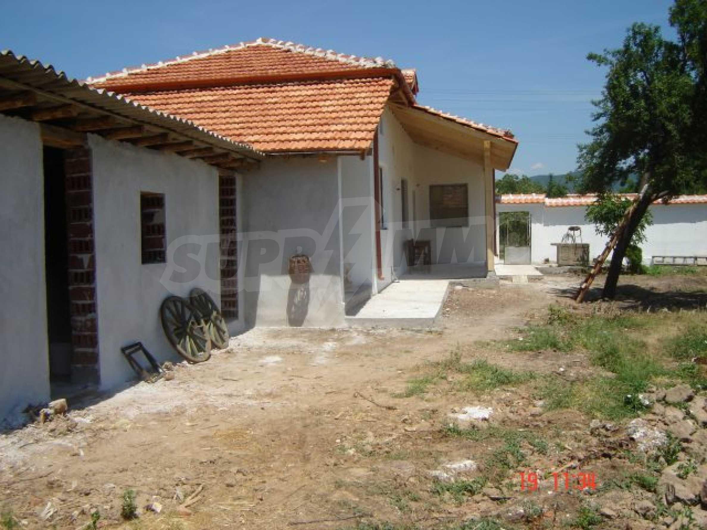 Neu gebautes Haus zum Verkauf in der Nähe von Ivaylovgrad Damm 3