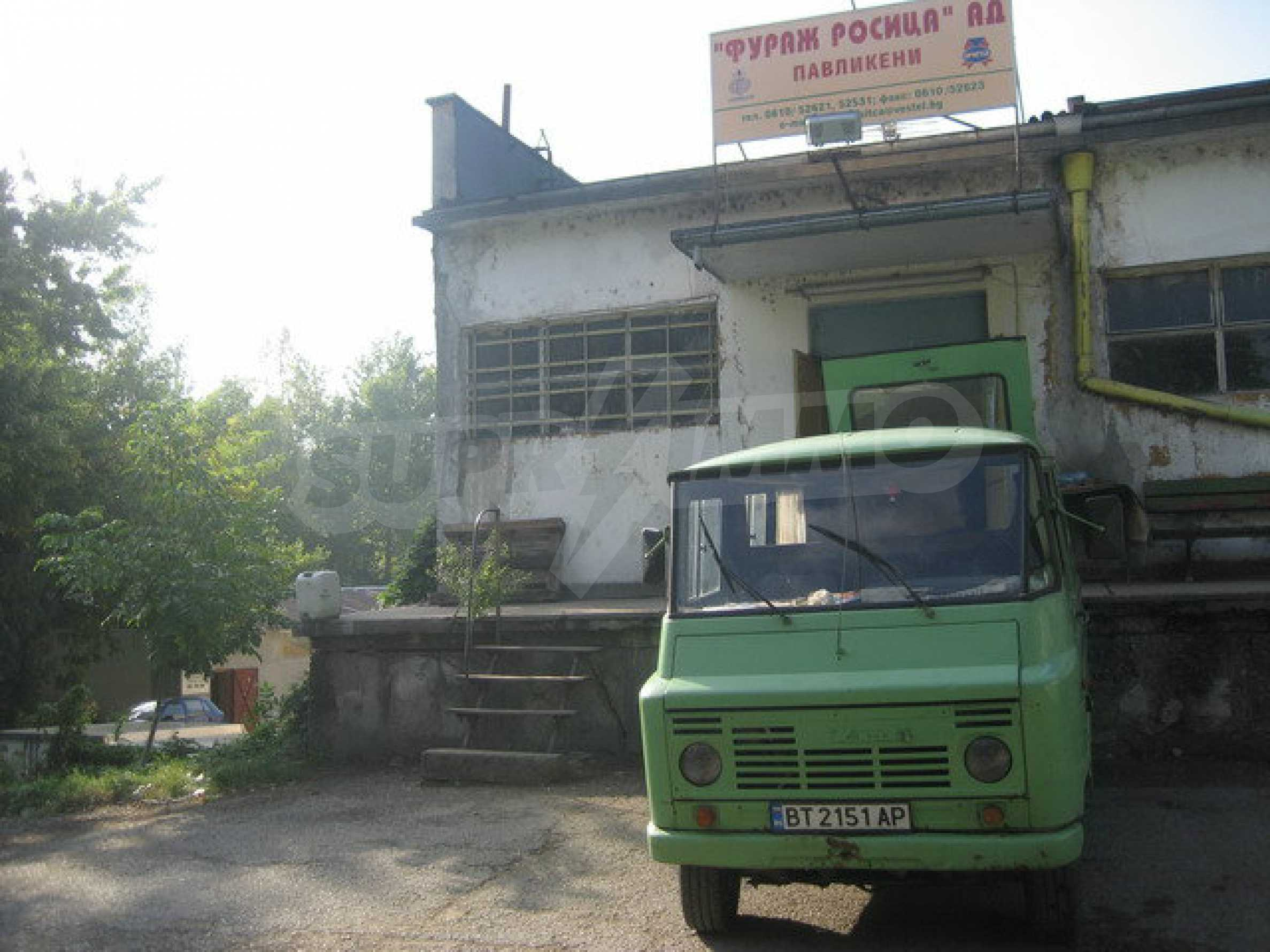 Land with buildings in the industrial area of Veliko Tarnovo 4