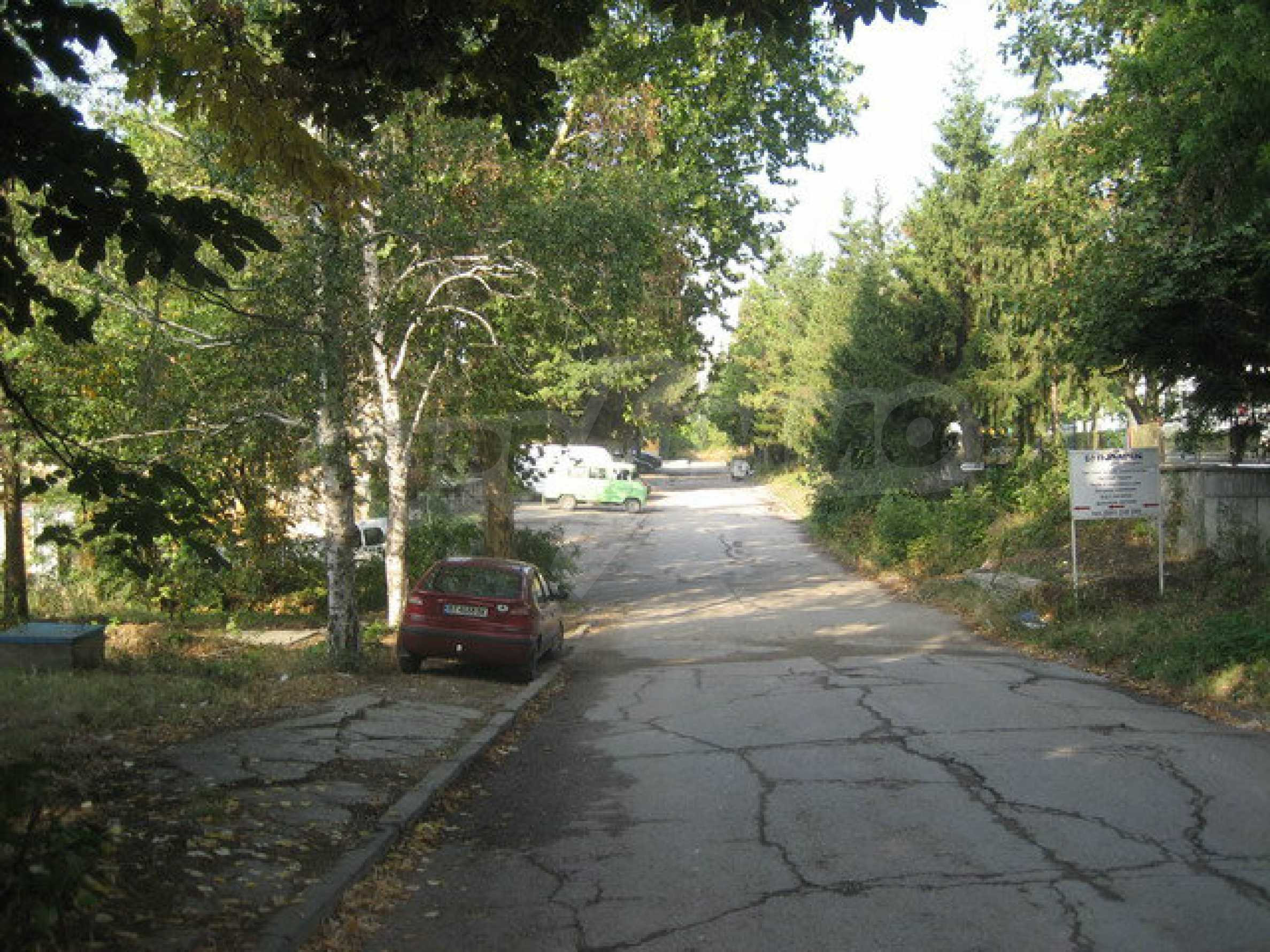 Land with a convenient location in the city of Veliko Tarnovo