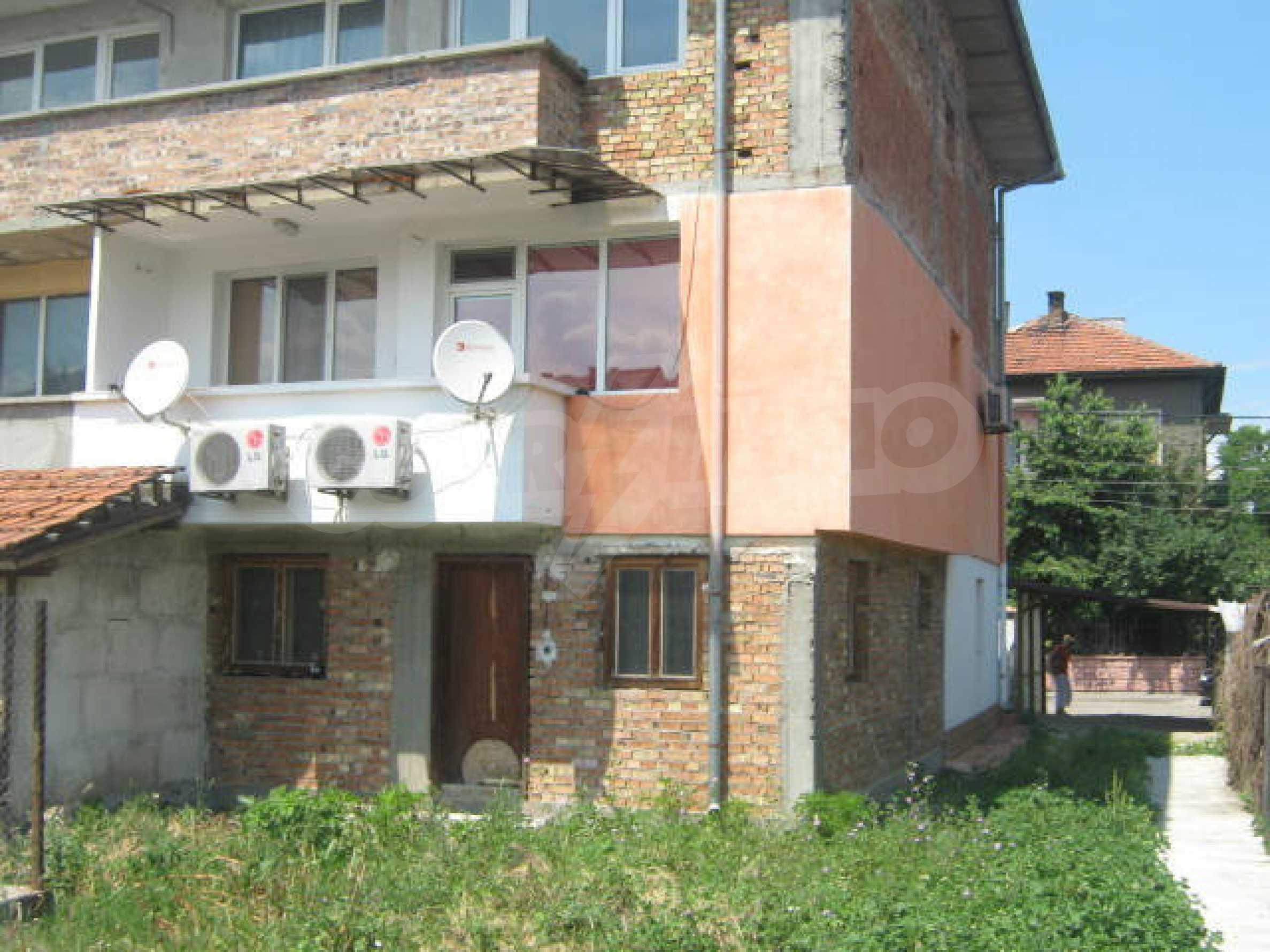 Луксозно обзаведен етаж от къща в гр.Видин