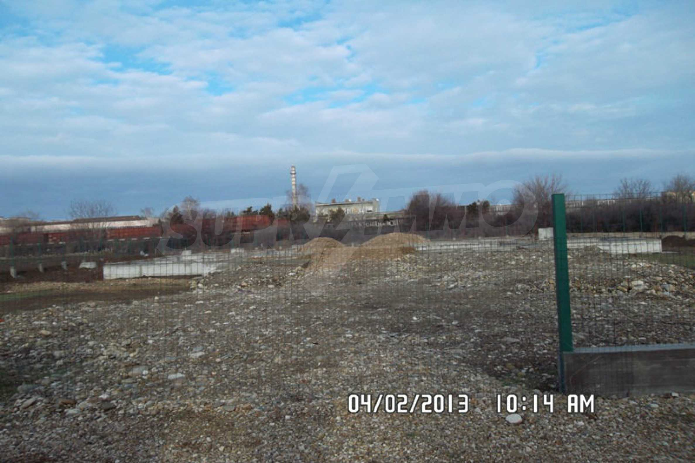 Plot of land in the industrial zone of Lovech