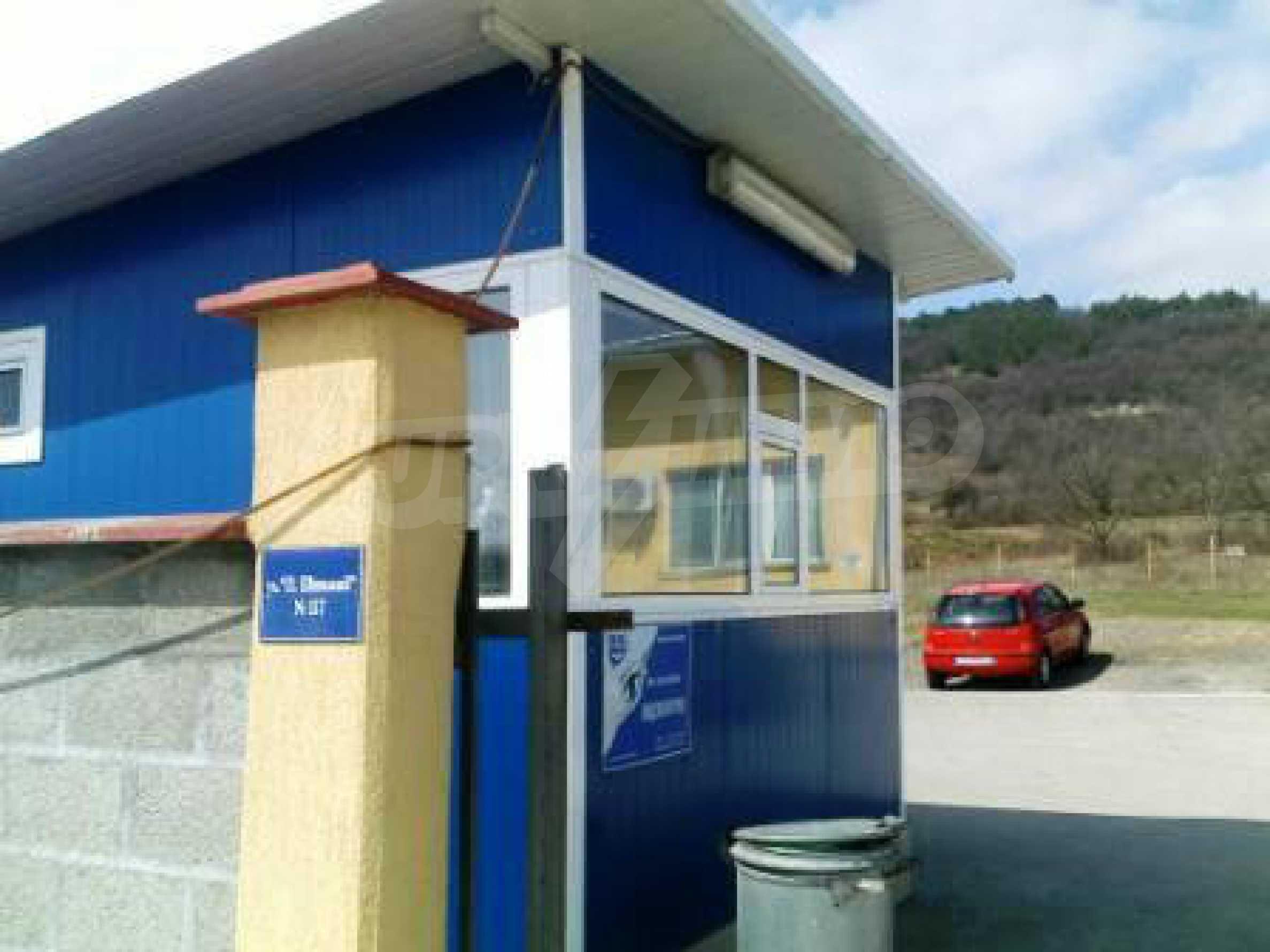 Warehouse on the main E85 road, Rousse-Svilengrad  13
