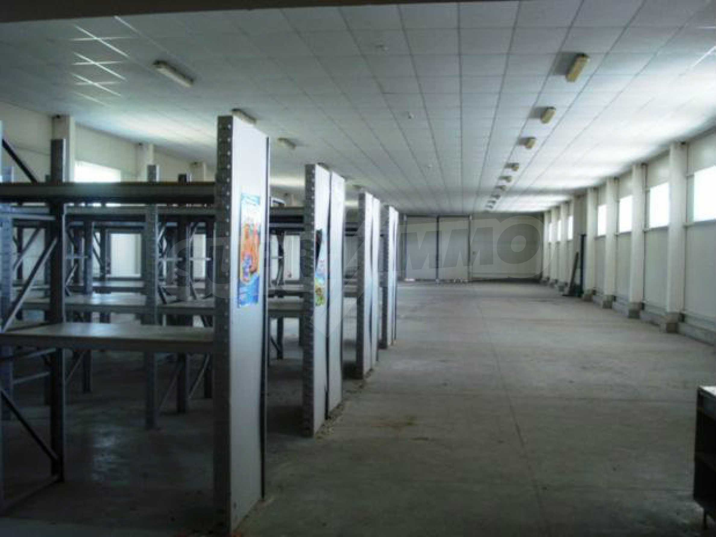 Warehouse on the main E85 road, Rousse-Svilengrad  21