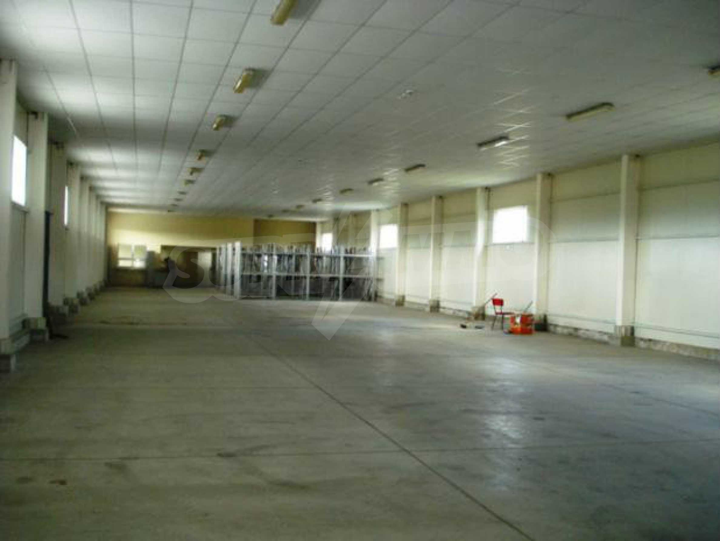 Warehouse on the main E85 road, Rousse-Svilengrad  22