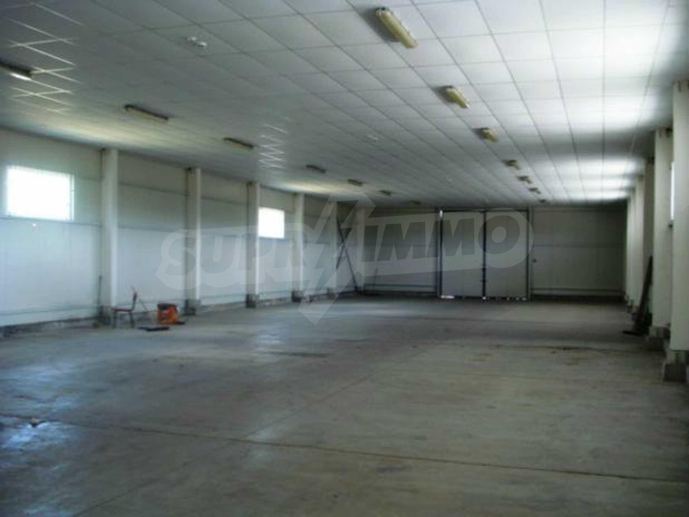 Warehouse on the main E85 road, Rousse-Svilengrad  25