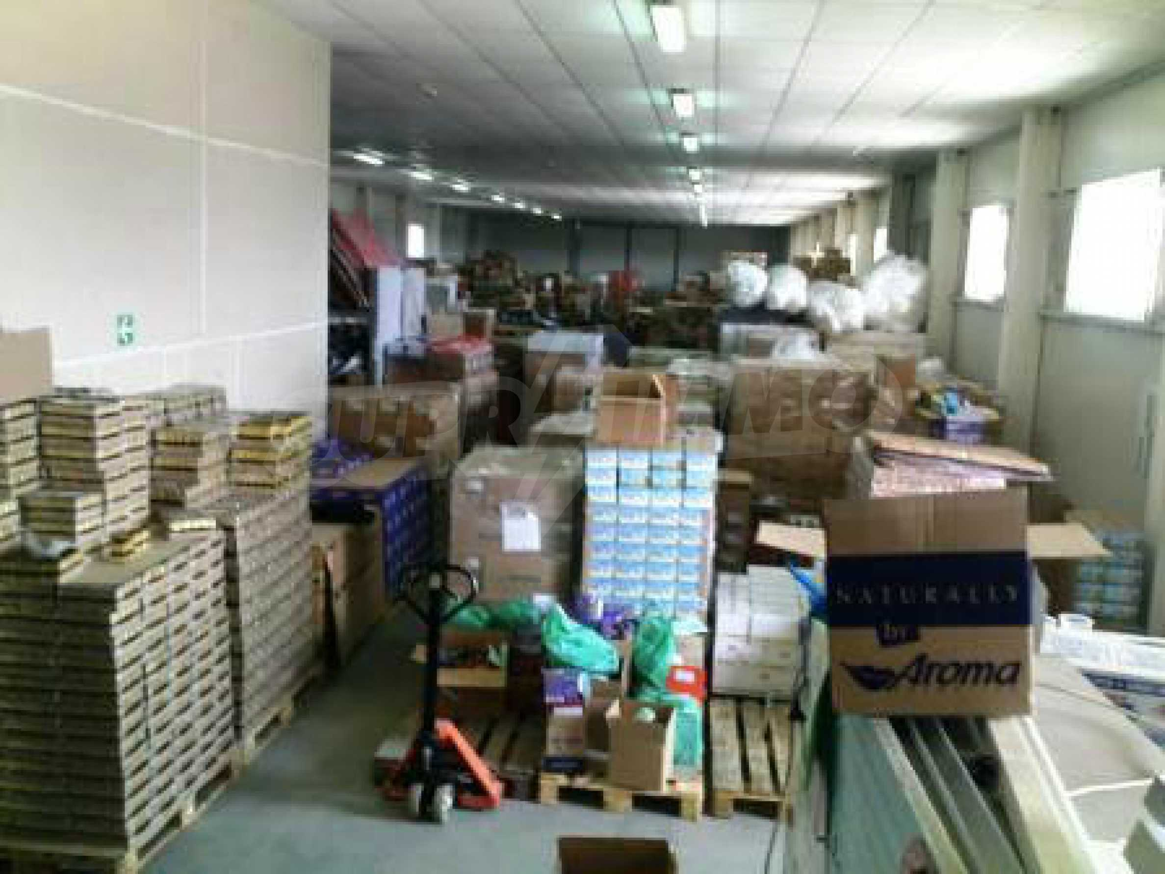 Warehouse on the main E85 road, Rousse-Svilengrad  27