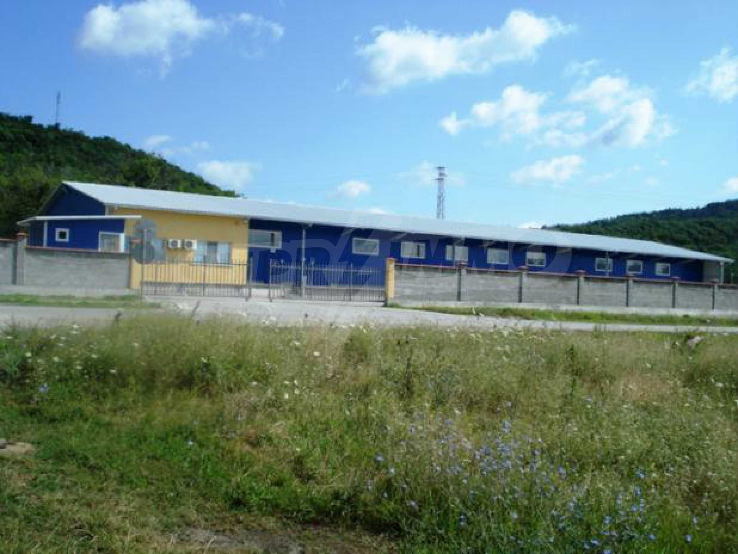 Warehouse on the main E85 road, Rousse-Svilengrad  2