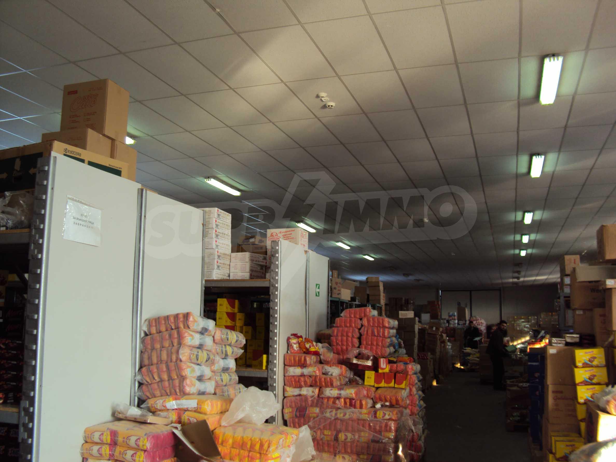 Warehouse on the main E85 road, Rousse-Svilengrad  30