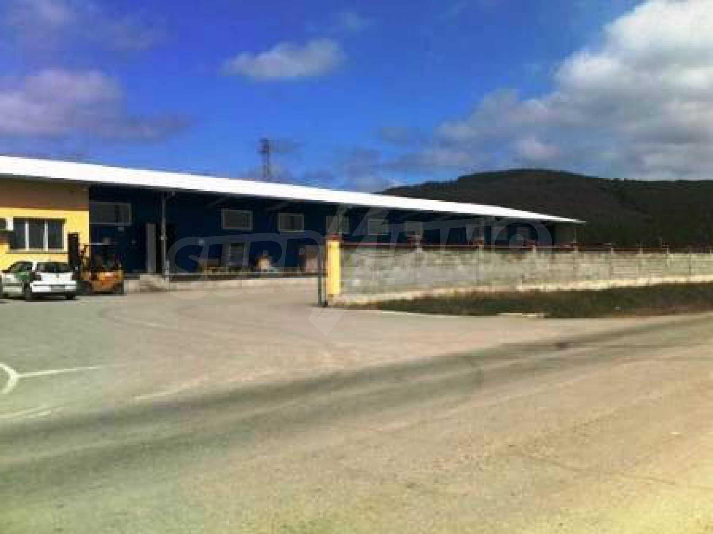 Warehouse on the main E85 road, Rousse-Svilengrad  7