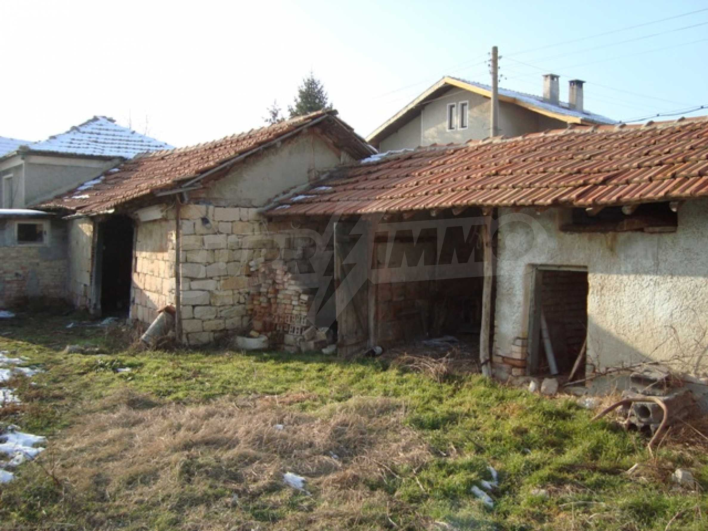 A traditional Bulgarian house in Vetrino 5