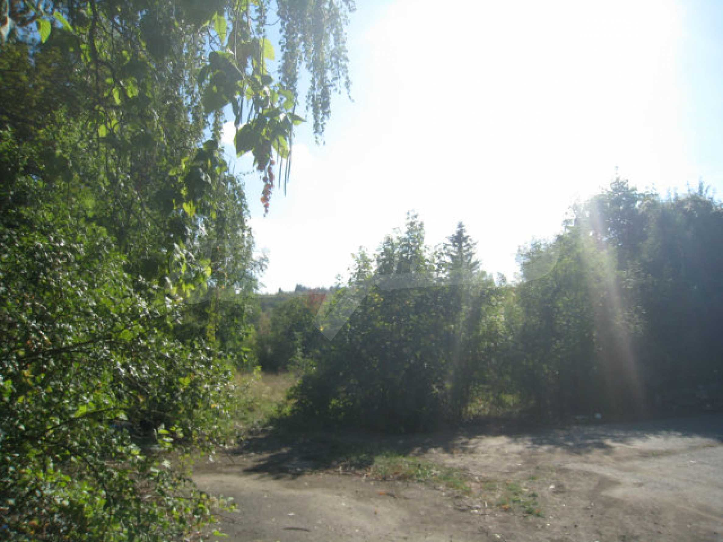 Large regulated plot of land for a private property near Sofia 10