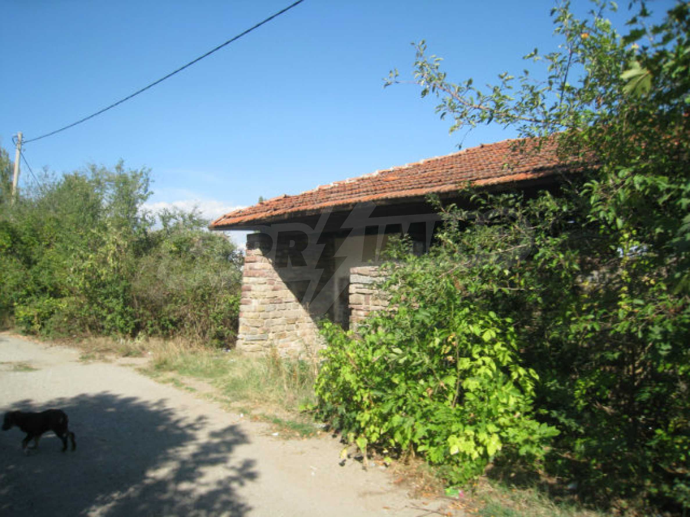 Large regulated plot of land for a private property near Sofia 13