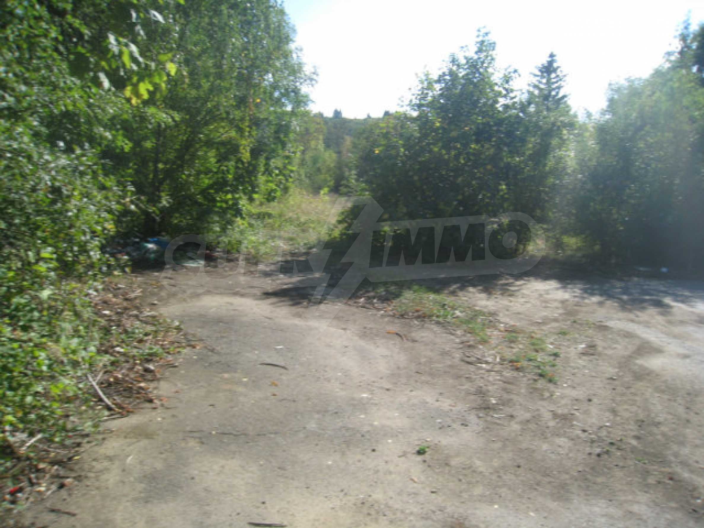Large regulated plot of land for a private property near Sofia 1