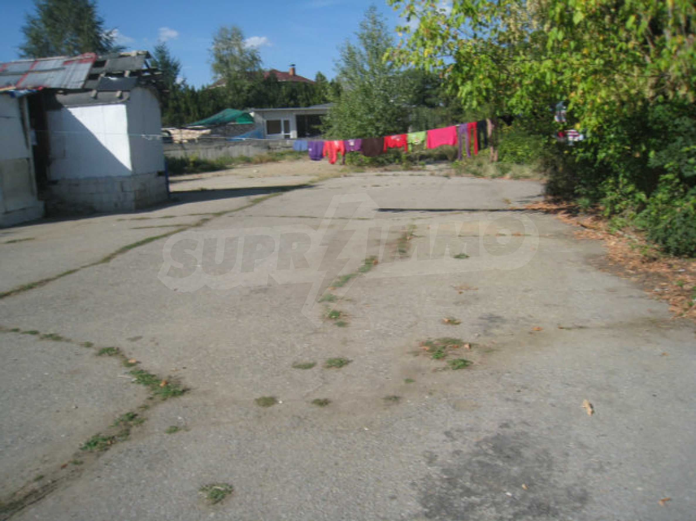 Large regulated plot of land for a private property near Sofia 2