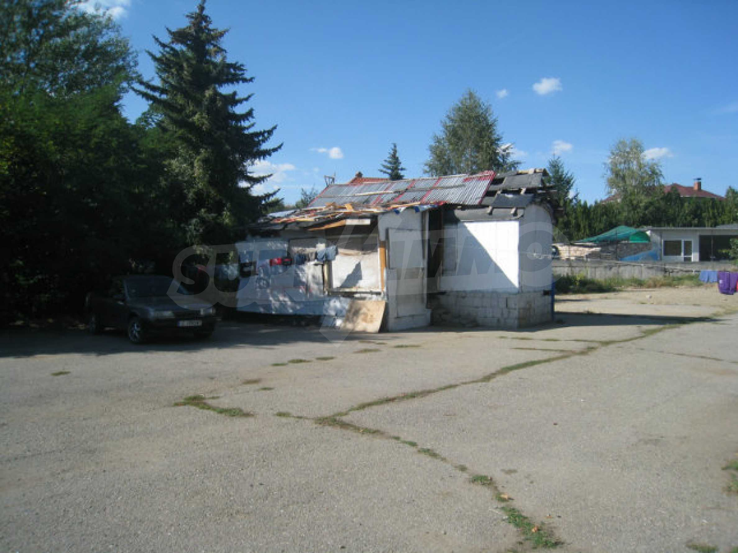 Large regulated plot of land for a private property near Sofia 3