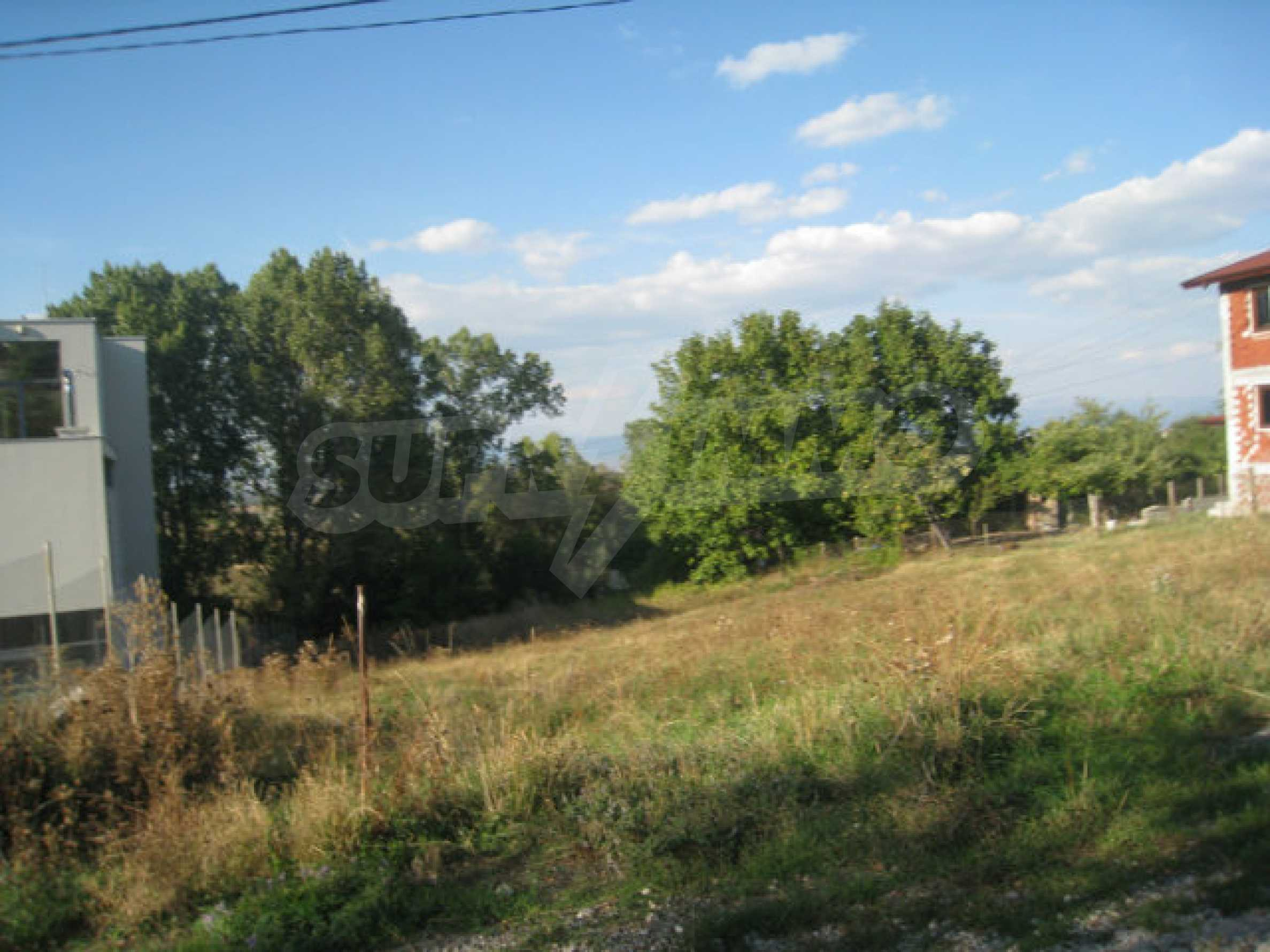 Regulated plot of land for rural private house or villa near Sofia