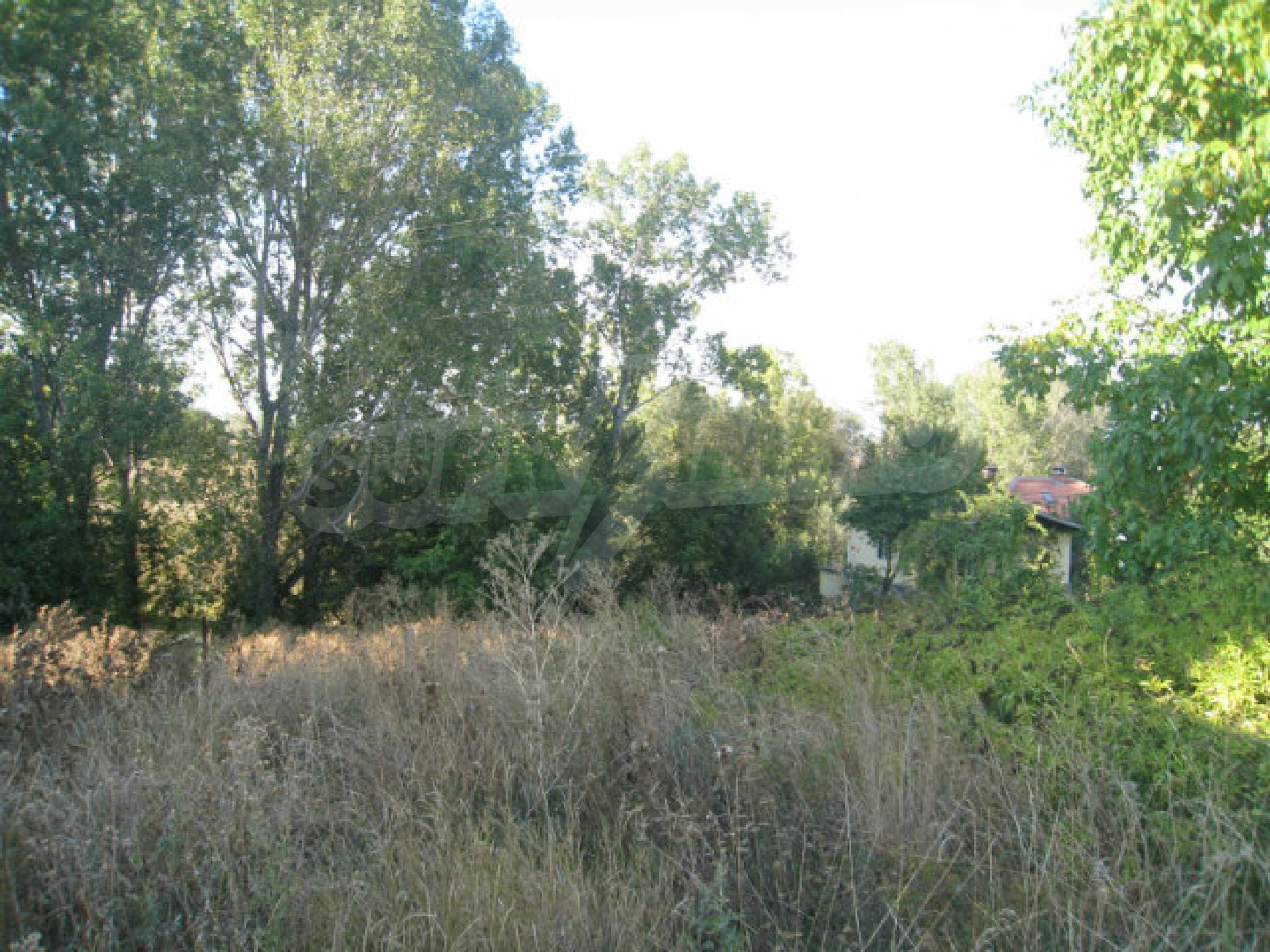 Regulated plot of land for rural private house or villa near Sofia 14
