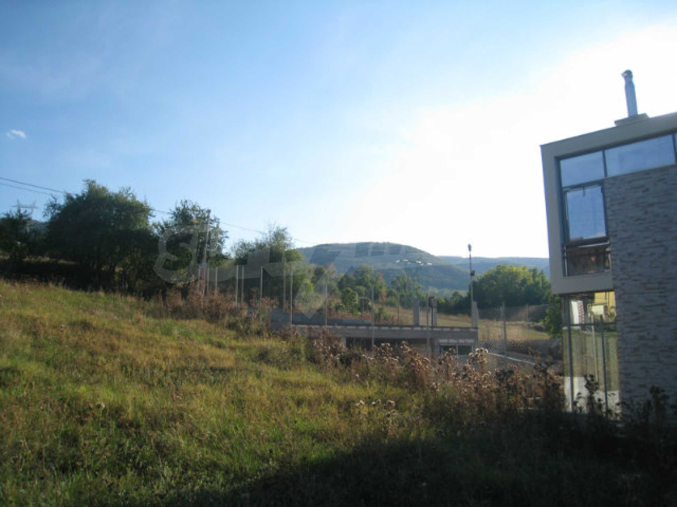 Regulated plot of land for rural private house or villa near Sofia 15