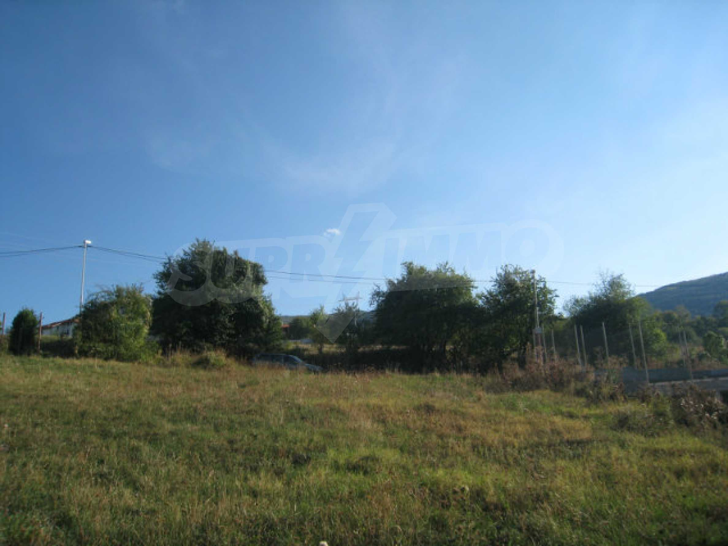 Regulated plot of land for rural private house or villa near Sofia 16