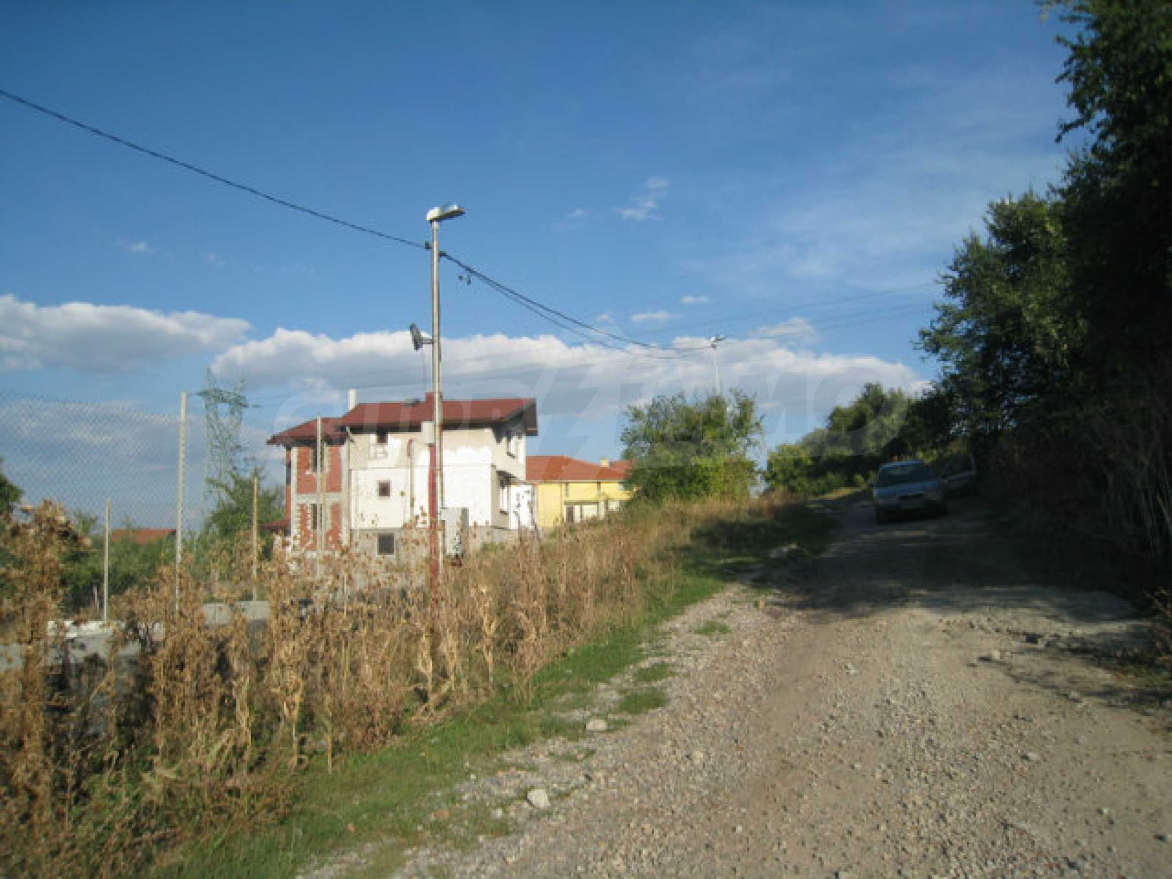 Regulated plot of land for rural private house or villa near Sofia 20