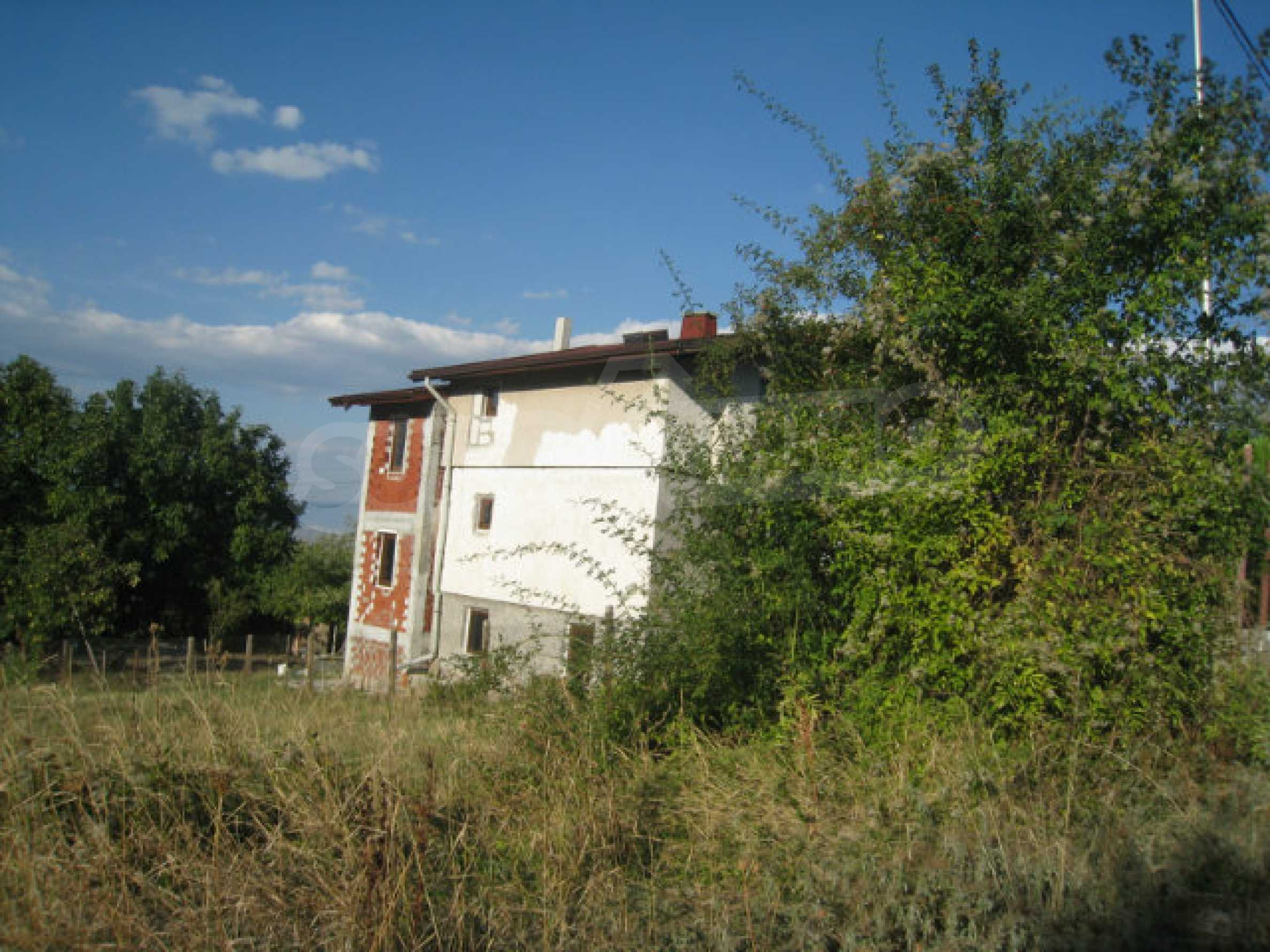Regulated plot of land for rural private house or villa near Sofia 2