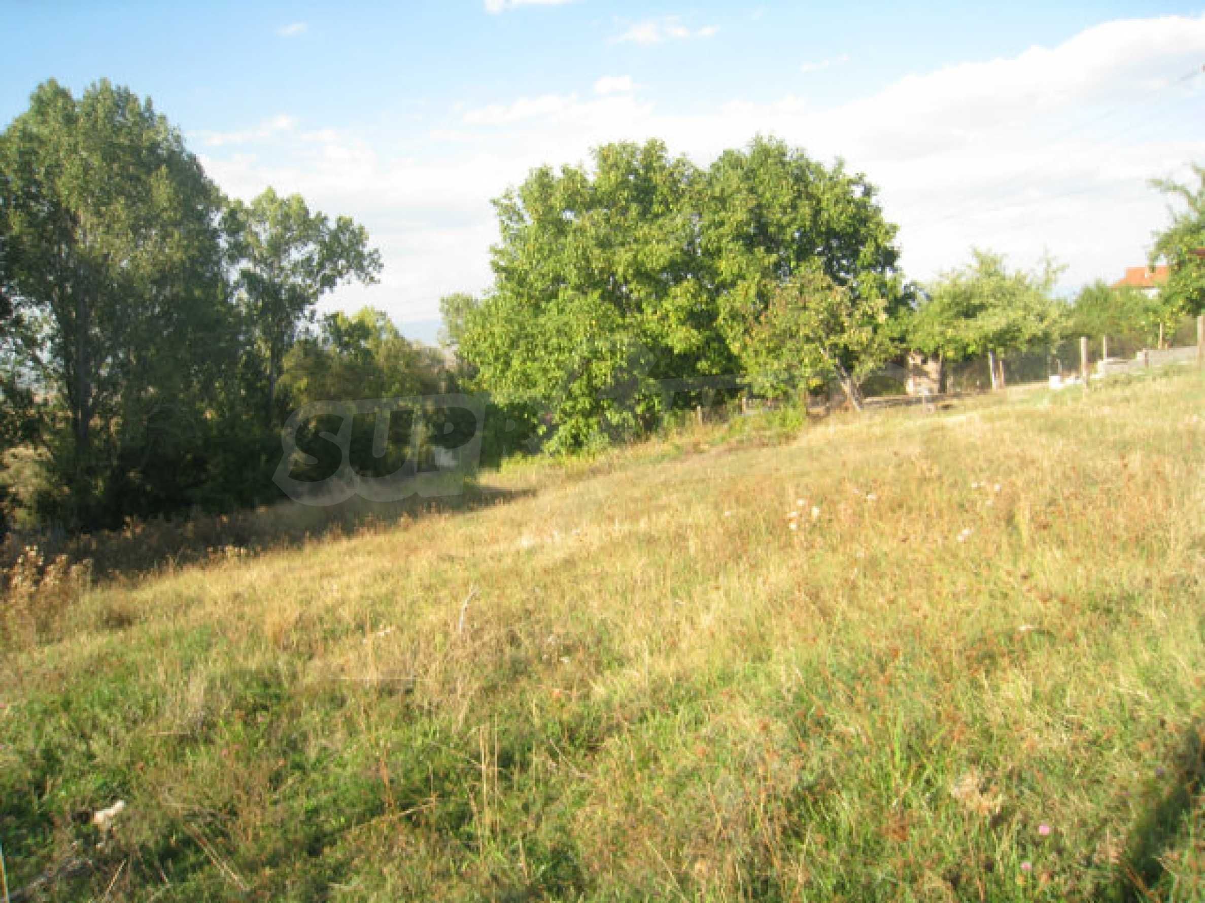 Regulated plot of land for rural private house or villa near Sofia 6