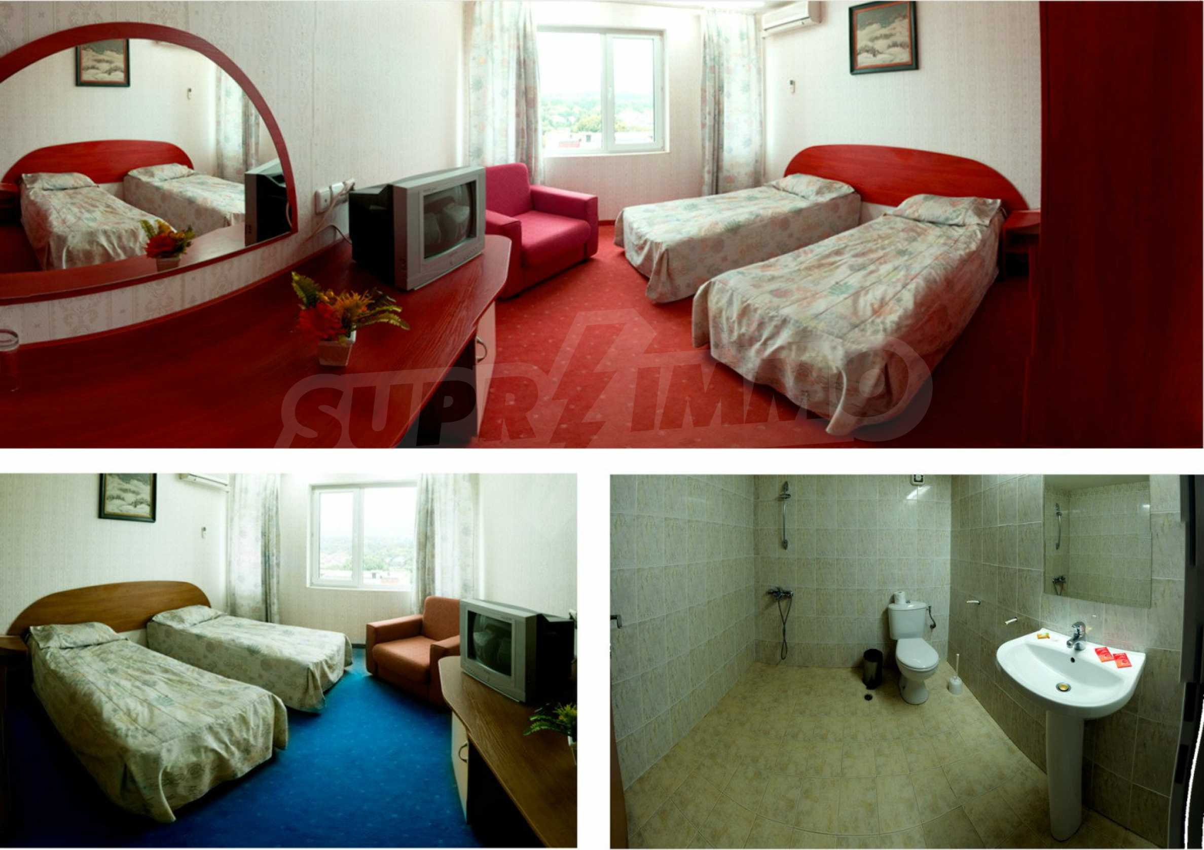Hotel for sale with a top city center location 1