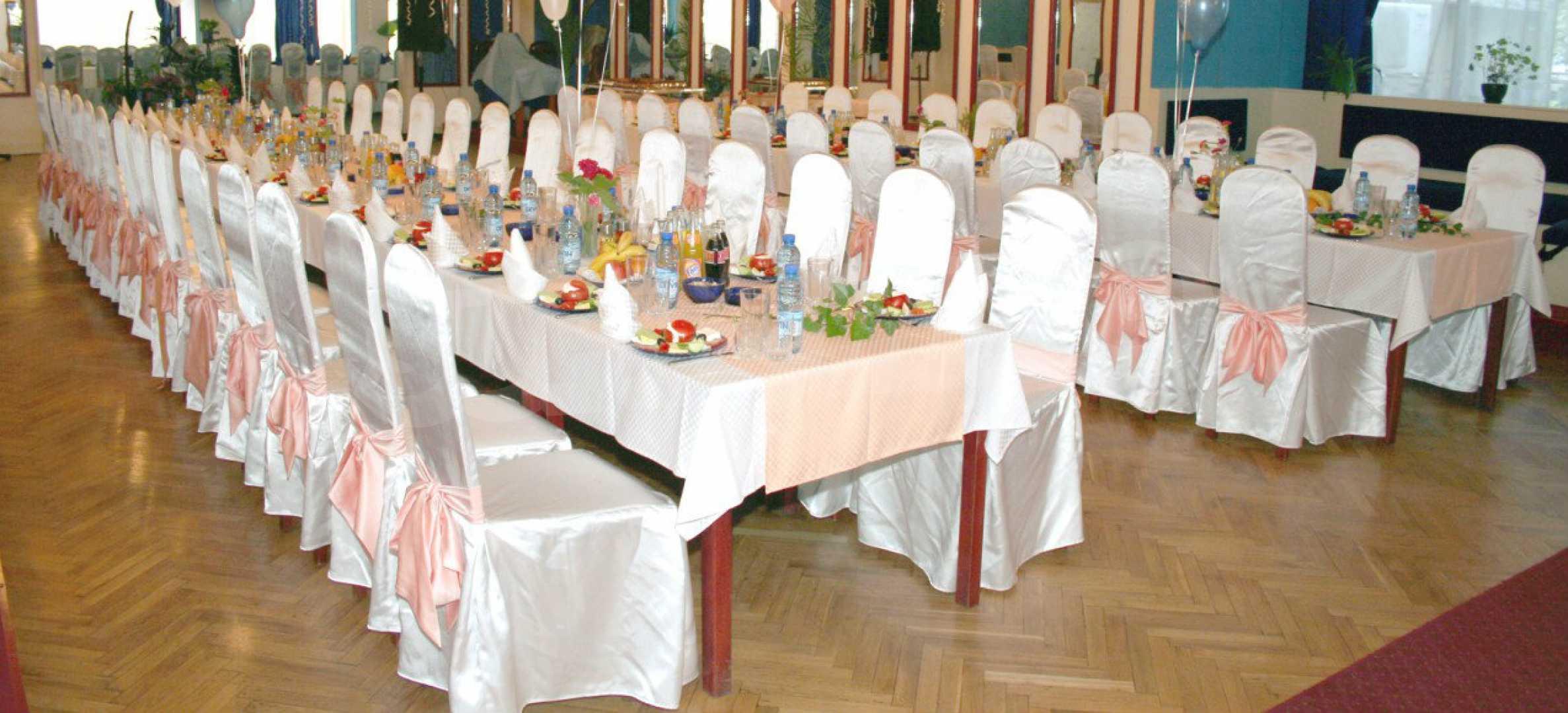 Betriebsrestaurant in der oberen Mitte von Gabrovo