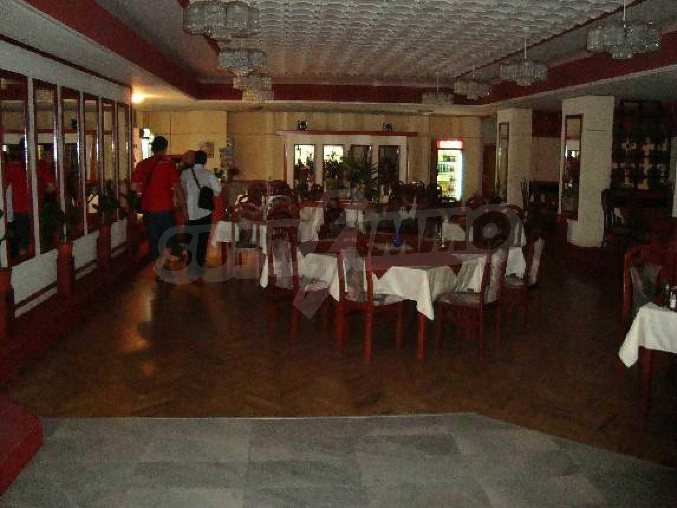 Betriebsrestaurant in der oberen Mitte von Gabrovo 10