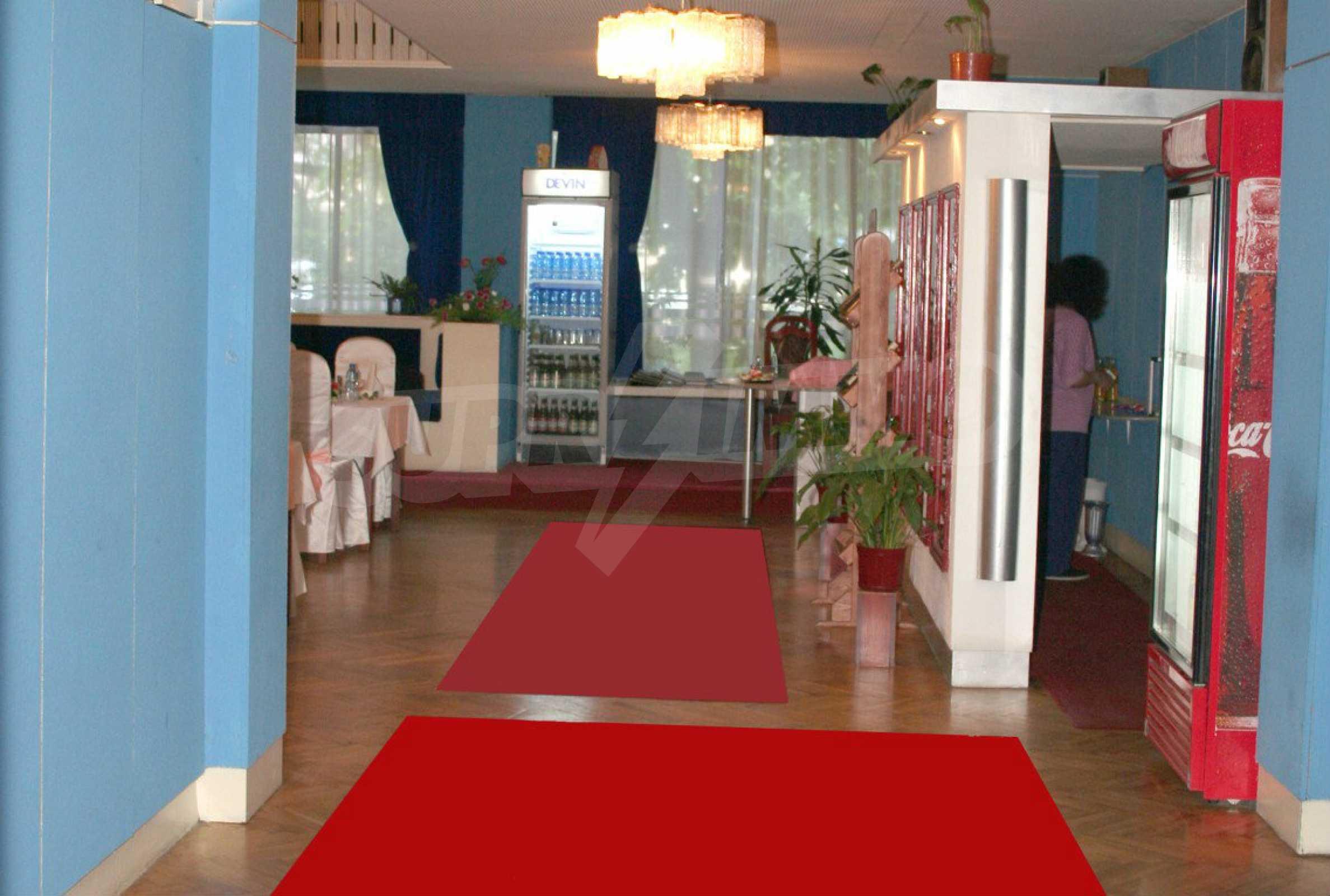 Betriebsrestaurant in der oberen Mitte von Gabrovo 11