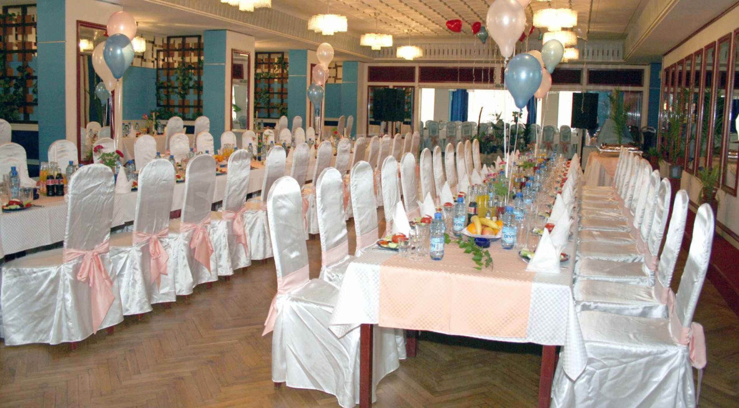 Betriebsrestaurant in der oberen Mitte von Gabrovo 1