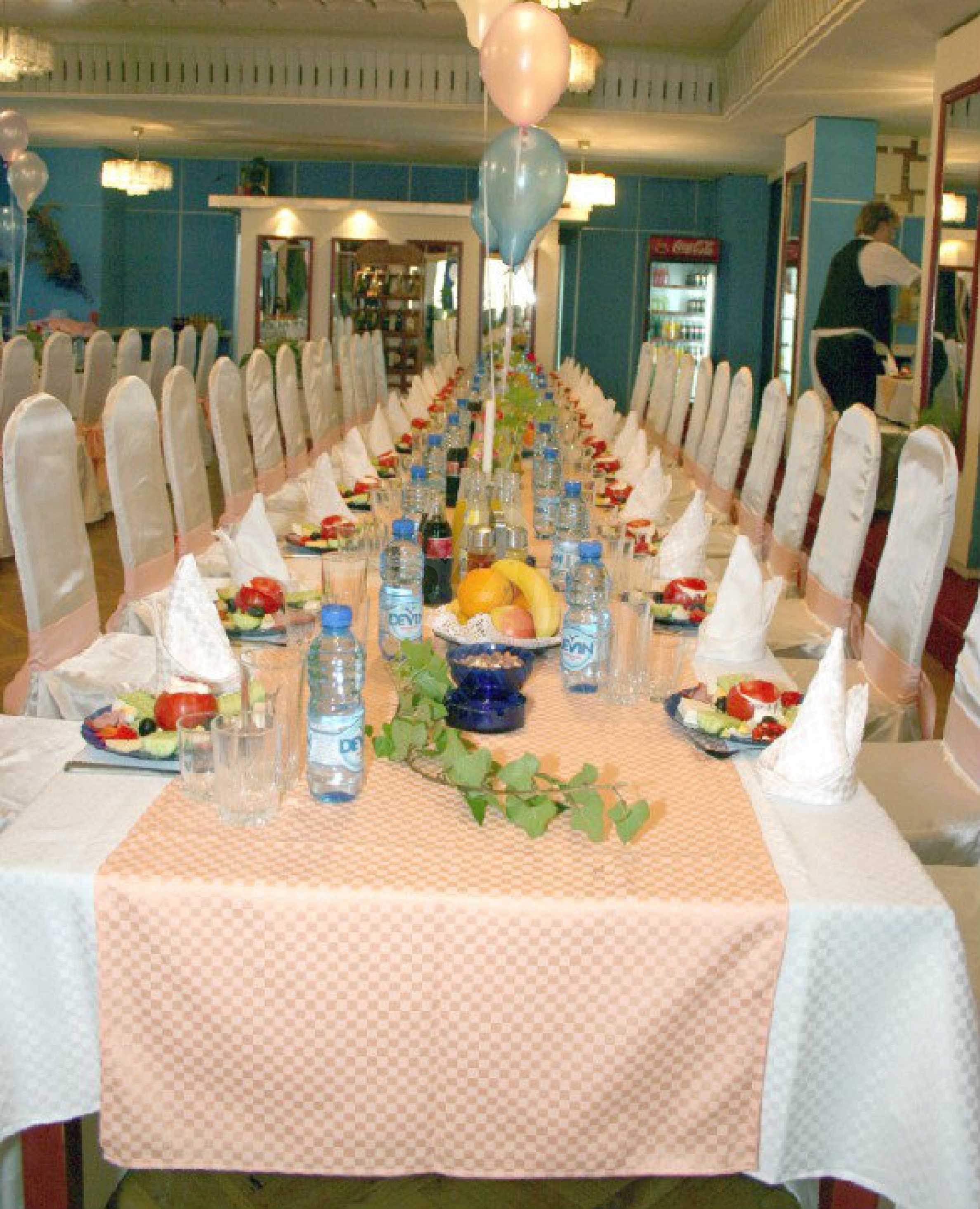 Betriebsrestaurant in der oberen Mitte von Gabrovo 7