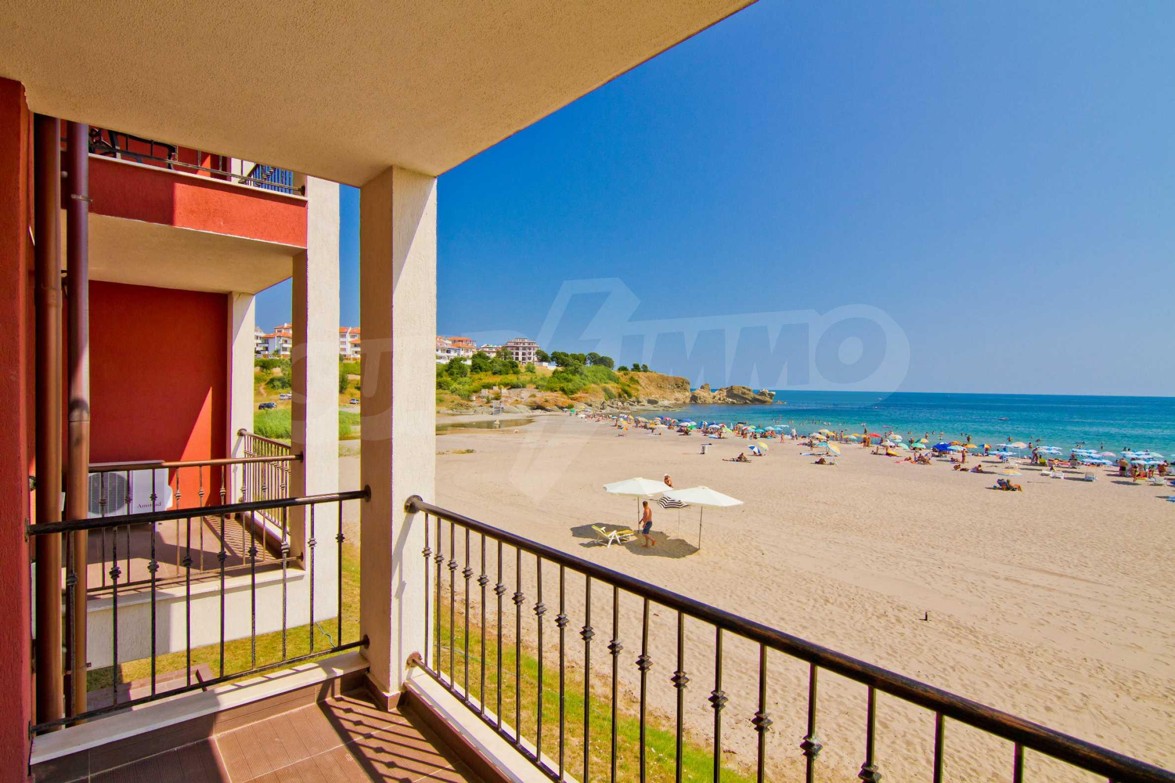 Примеа Бийч Резиденс / Primea Beach Residence 54
