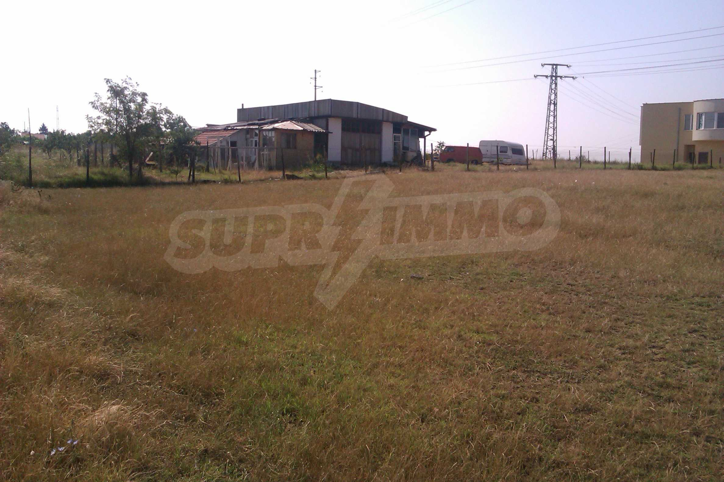 Attractive plot of land in the district of Orfey in Haskovo 2