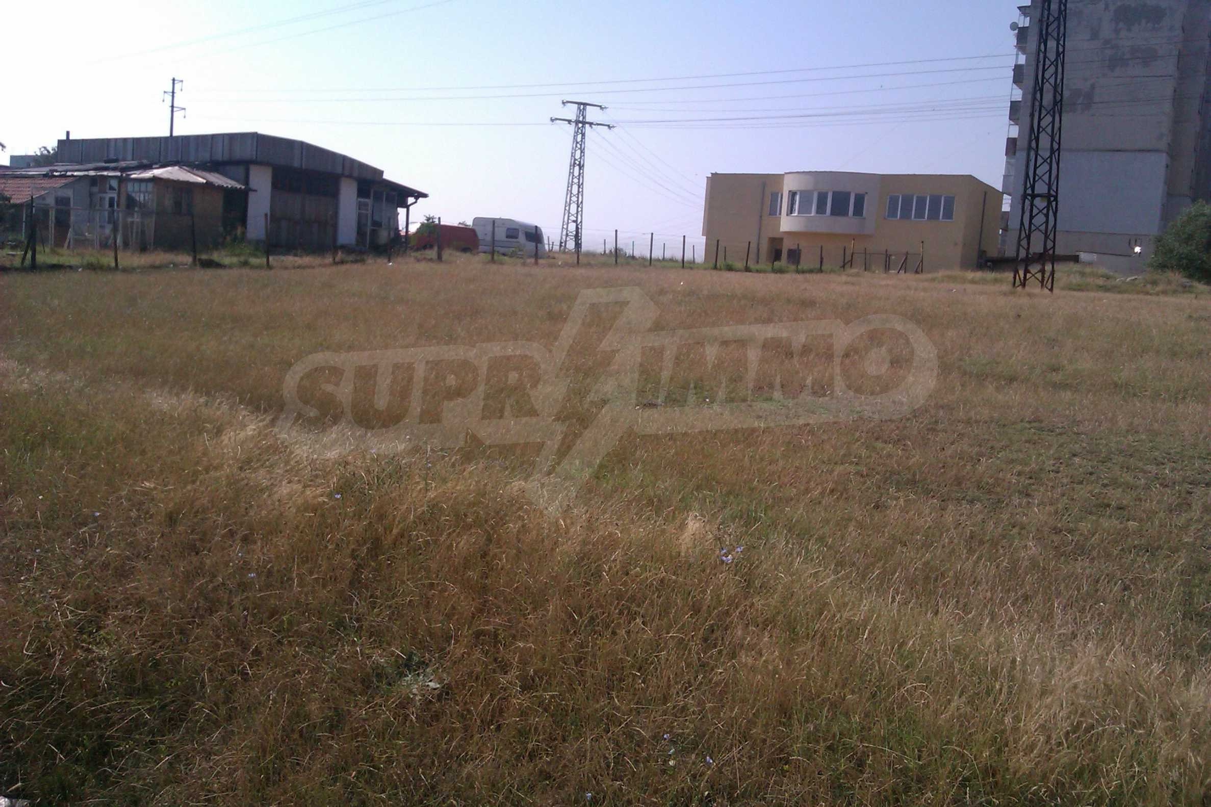 Attractive plot of land in the district of Orfey in Haskovo 4