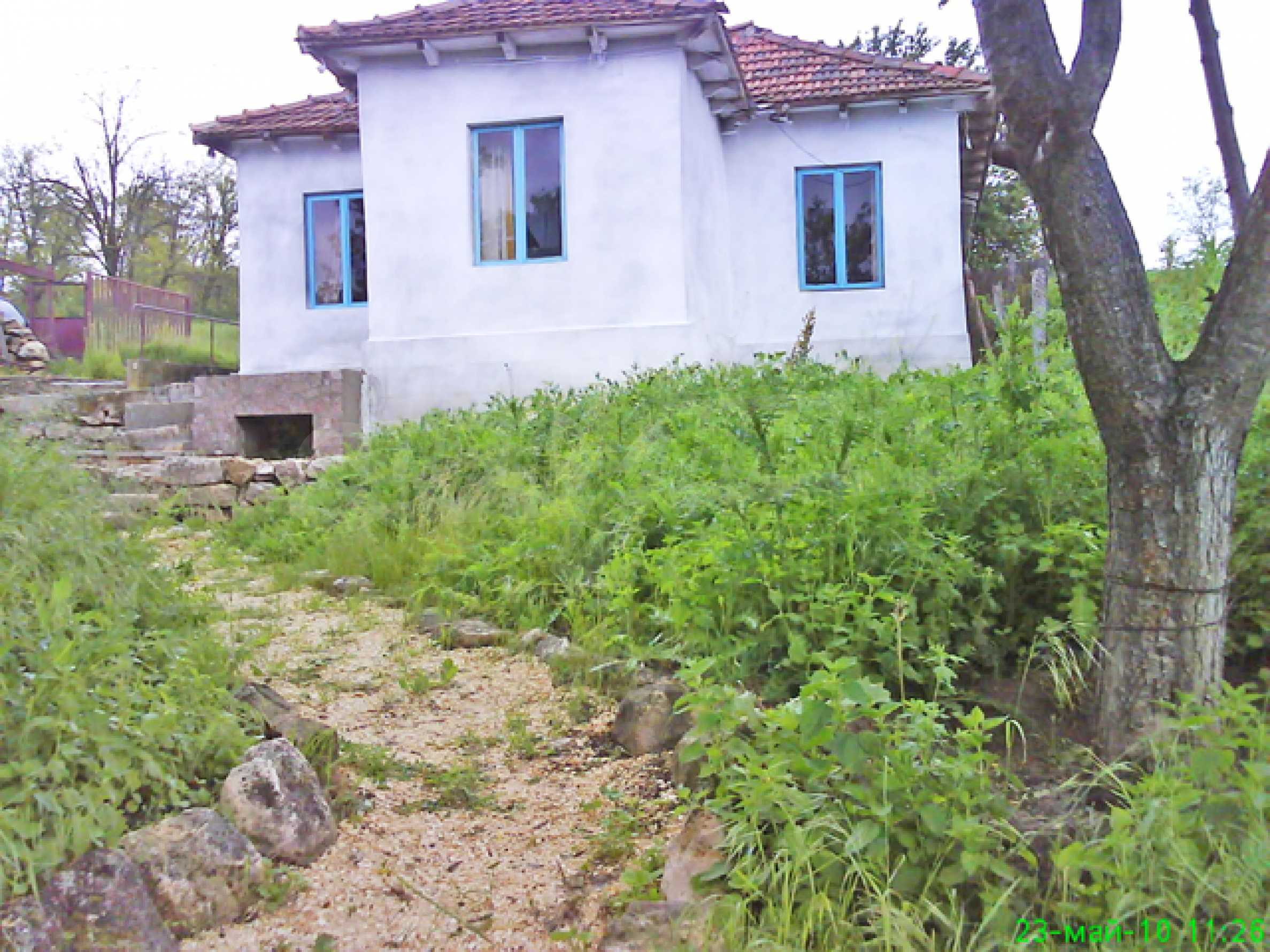 One-storey house near Dobrich