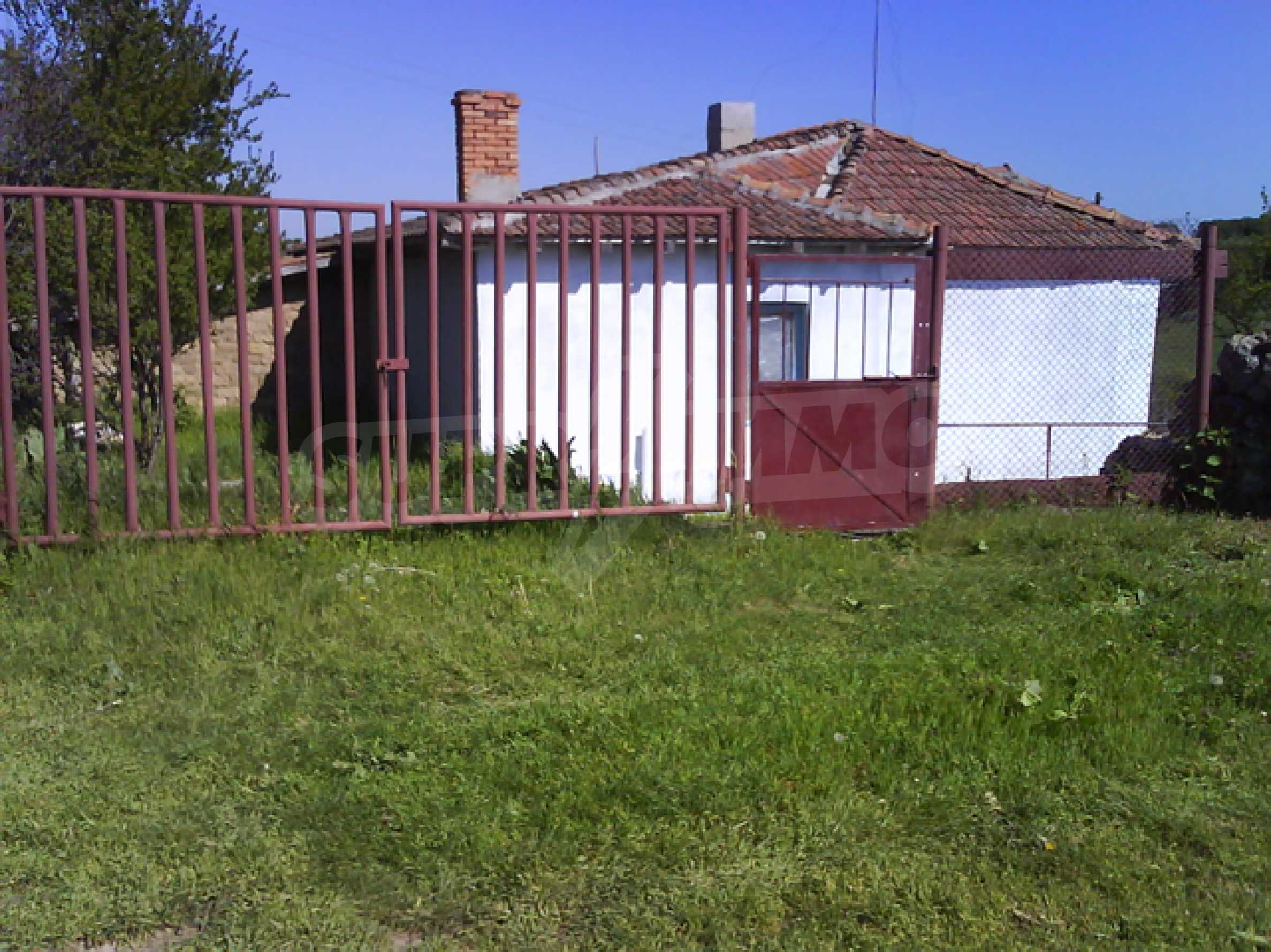 One-storey house near Dobrich 2