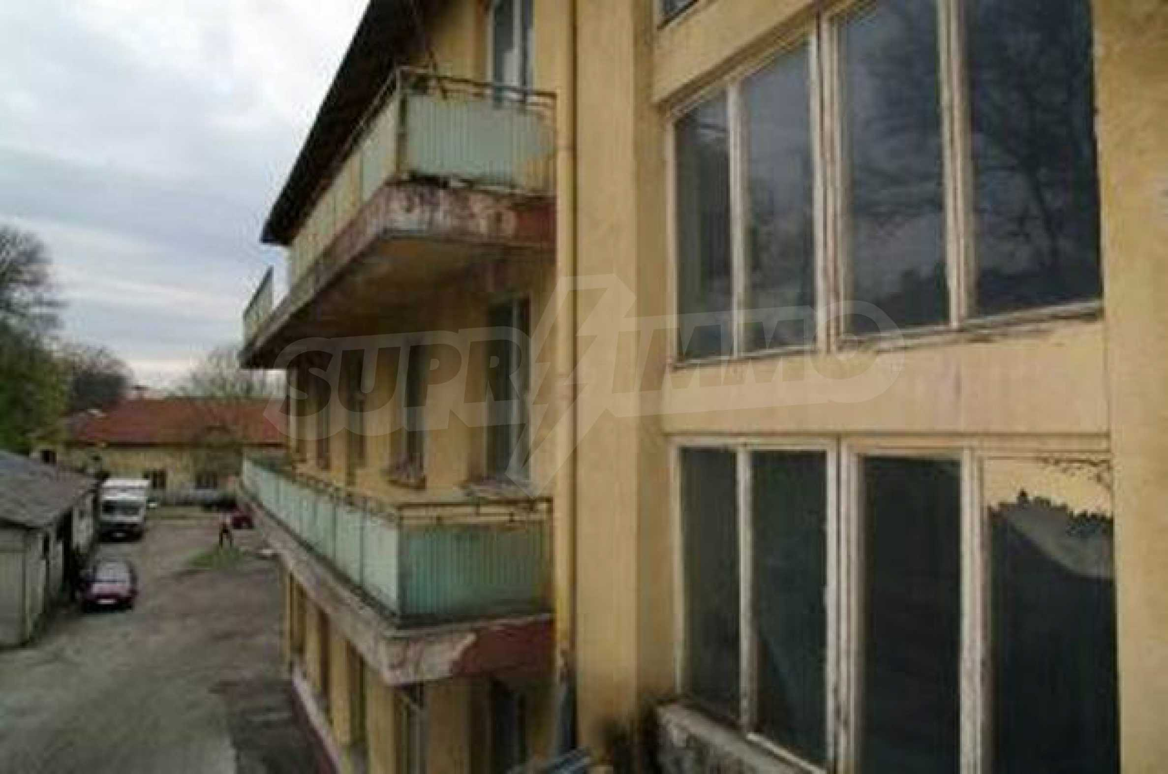 A massive three-storey warehouse  4