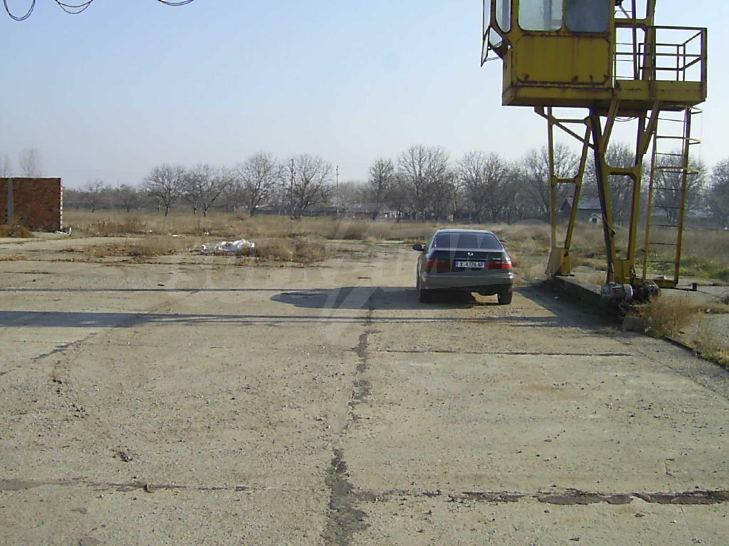 Gewerbliches Eigentum in Simeonovgrad in der Nähe von TPP Maritza East -1 11