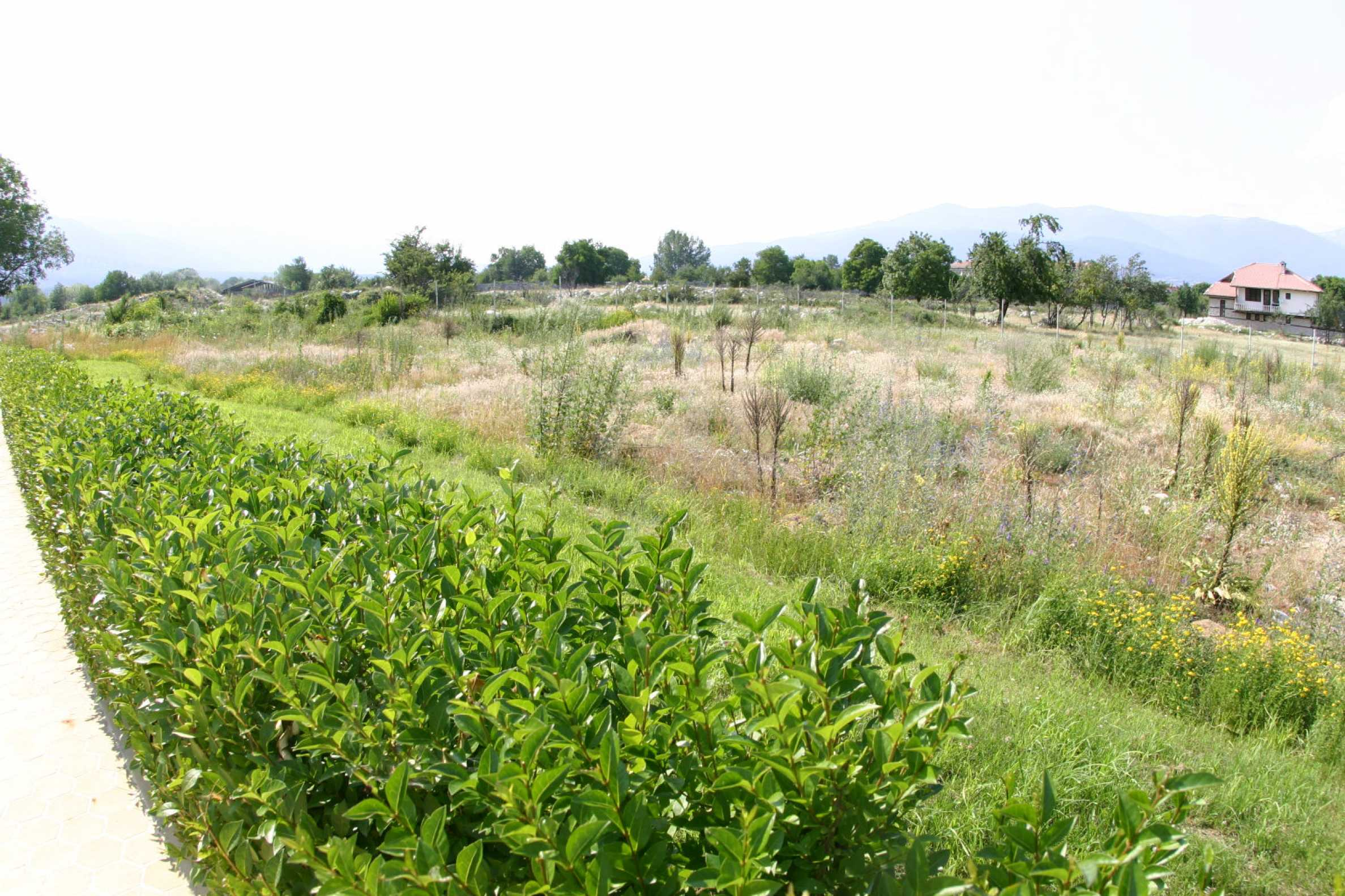 Agricultural land at the ring road in Bansko 1