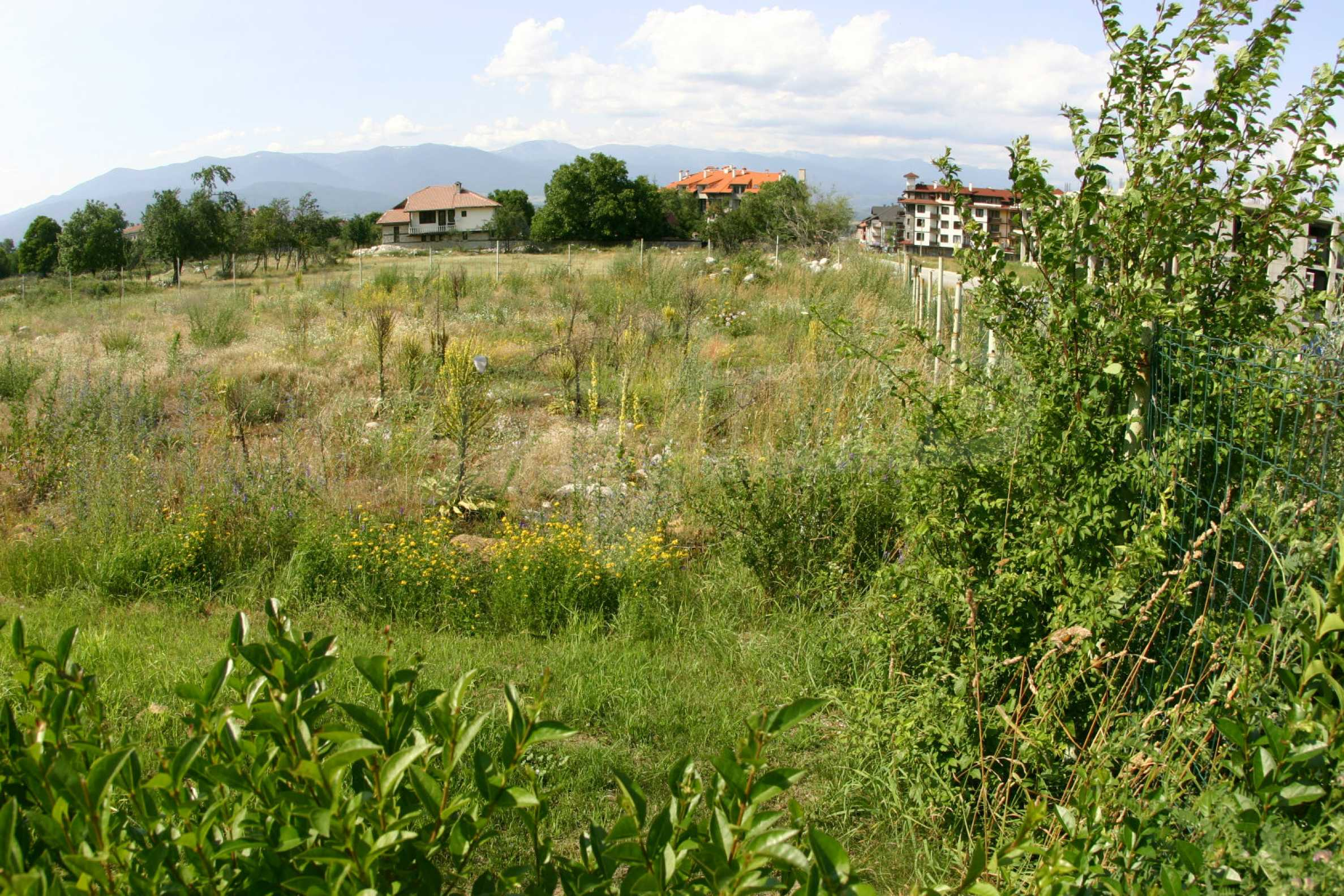 Agricultural land at the ring road in Bansko 2