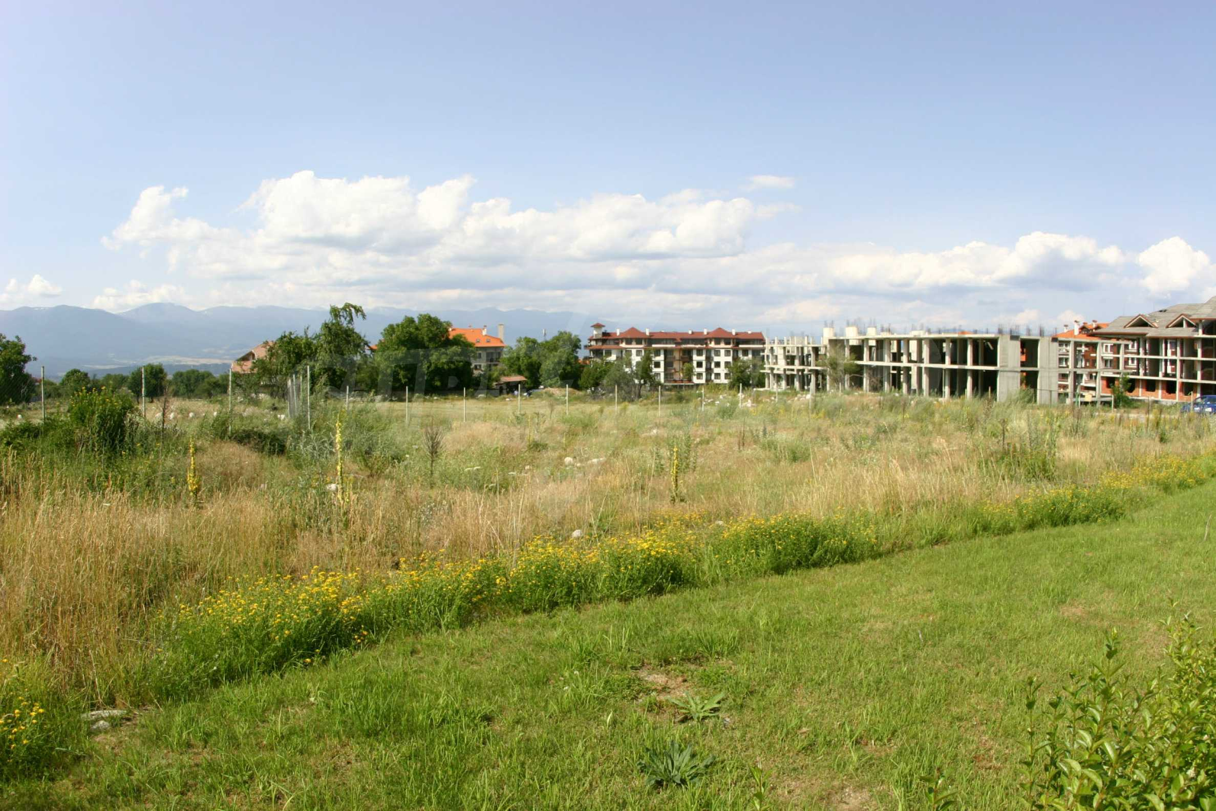 Agricultural land at the ring road in Bansko 3