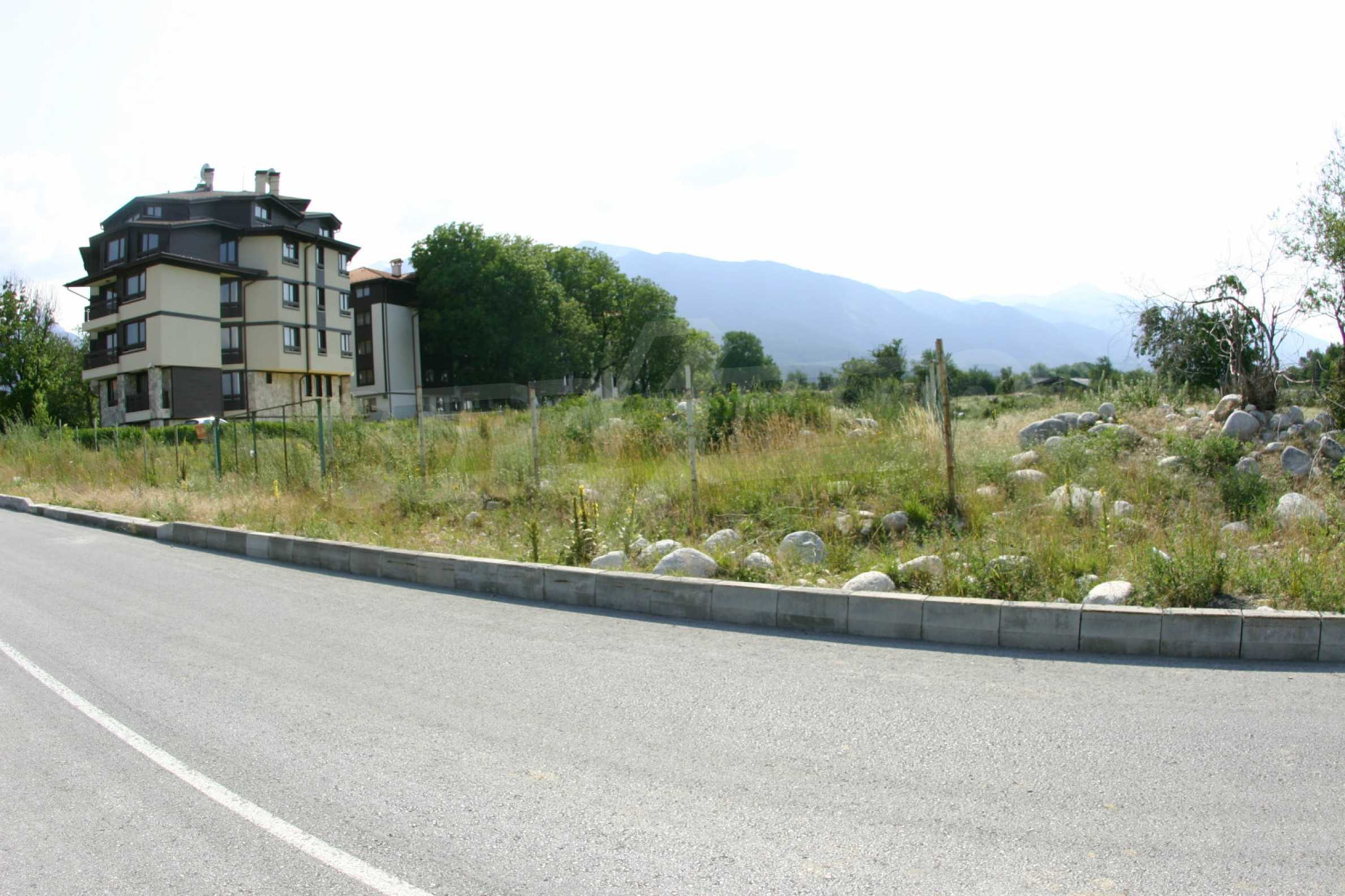 Agricultural land at the ring road in Bansko 4