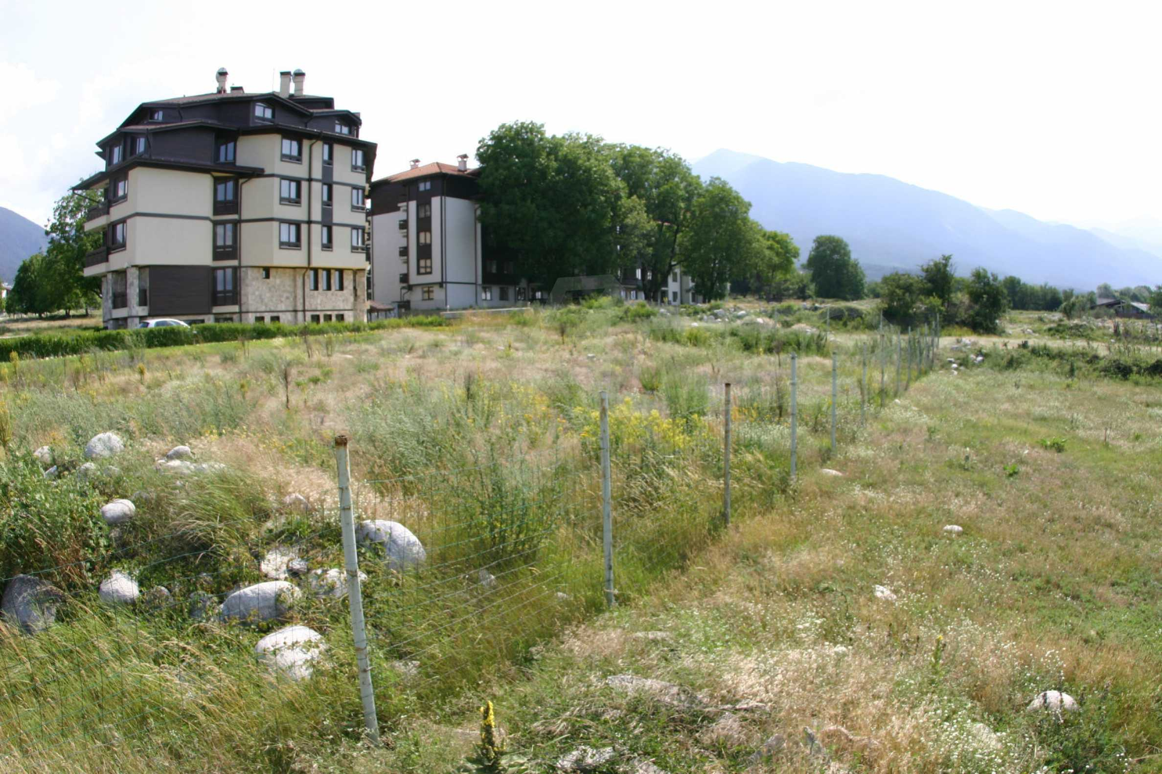 Agricultural land at the ring road in Bansko 6