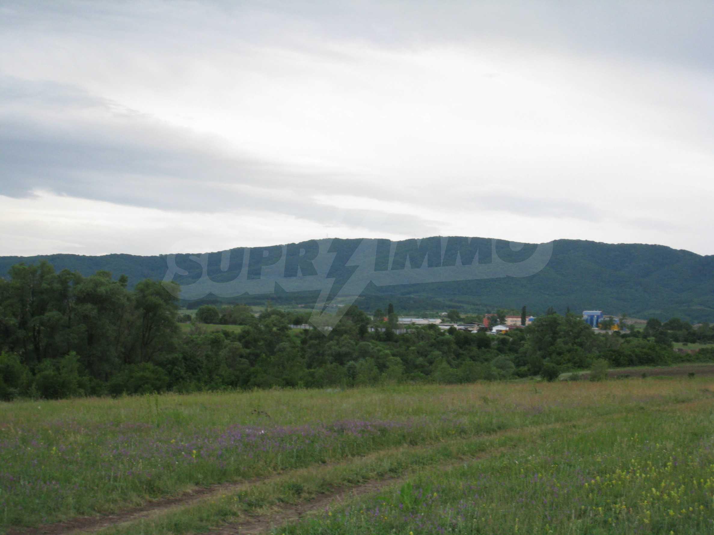 Ackerland in der Nähe eines Sees in Suhodol 8
